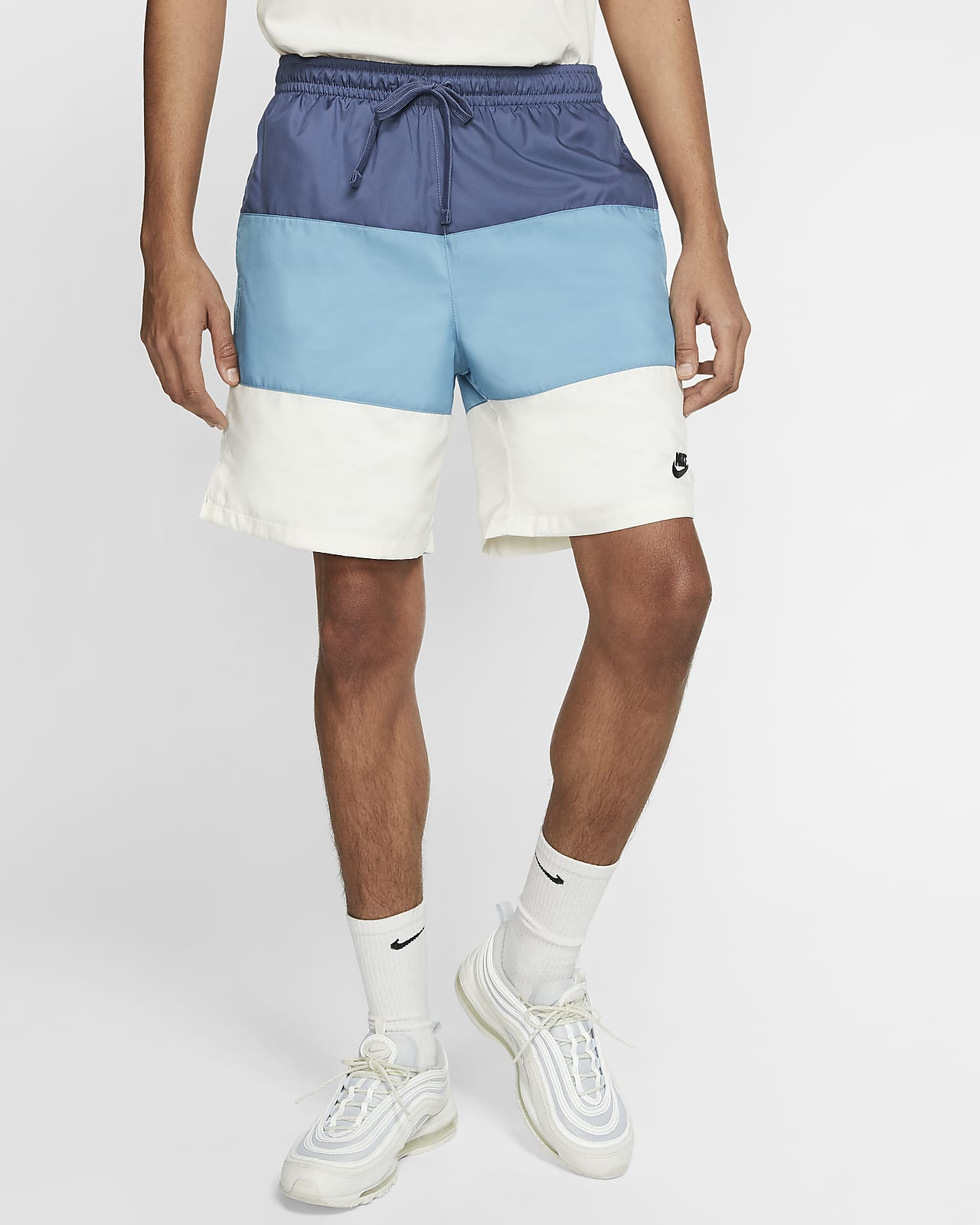 Nike Sportswear City Edition Pantalón corto de tejido Woven - Hombre