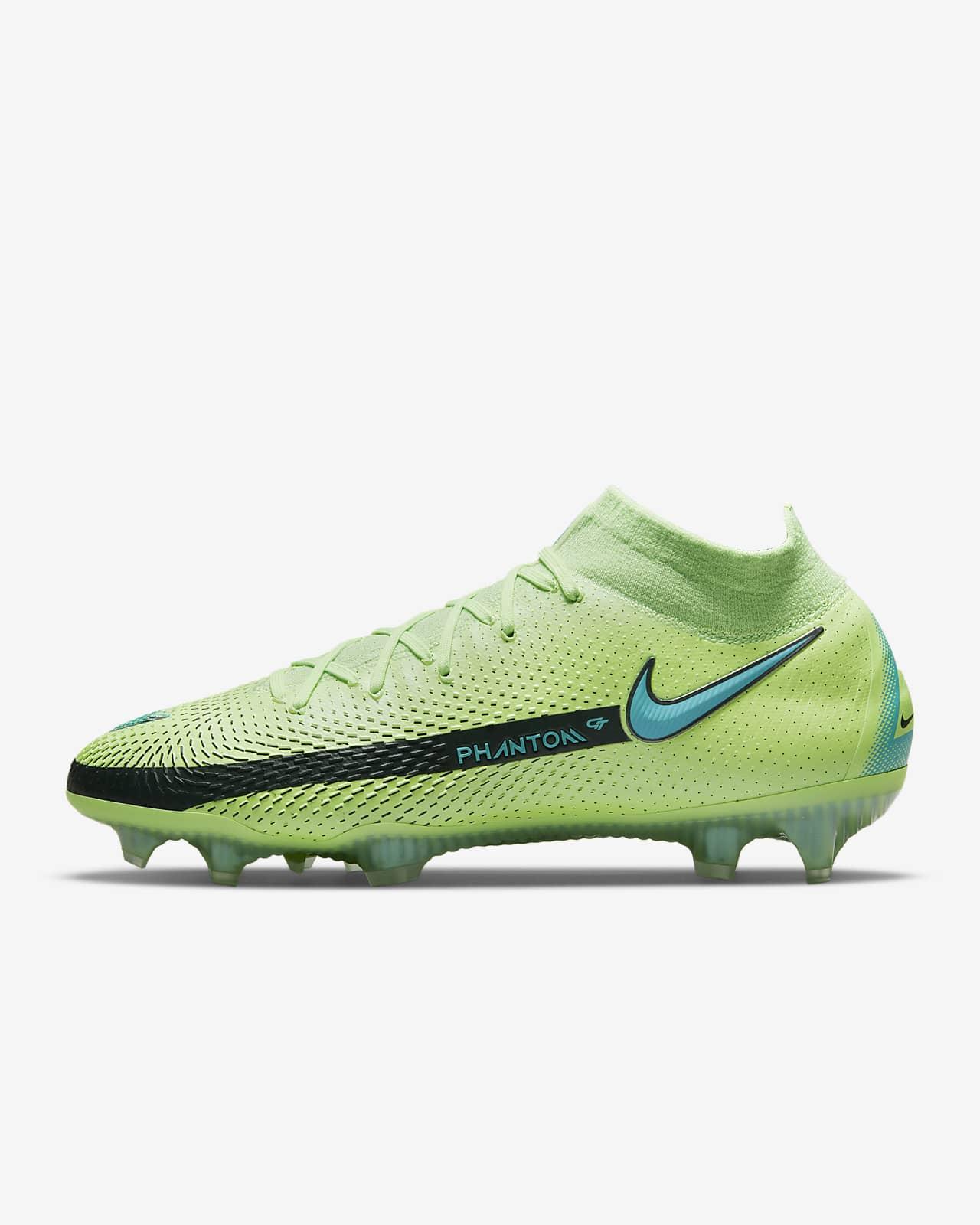 Calzado de fútbol para terreno firme Nike Phantom GT Elite Dynamic Fit FG