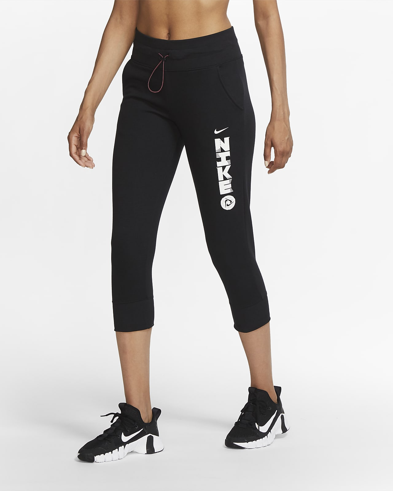 Nike Dri-FIT Icon Clash Women's 7/8 Training Trousers