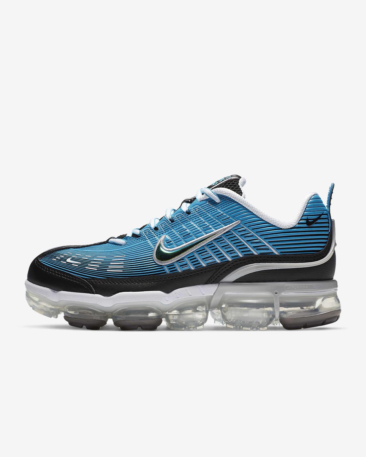 chaussures nike tn vapormax bleue