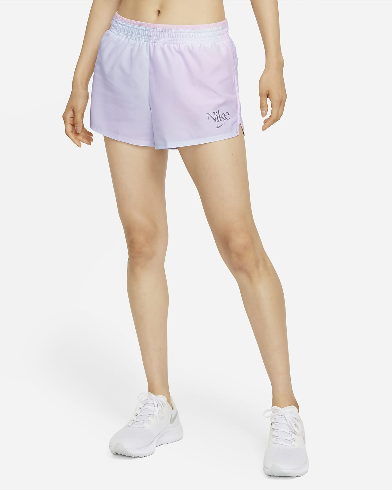 Nike Dri-FIT Femme 10K 女款跑步短褲