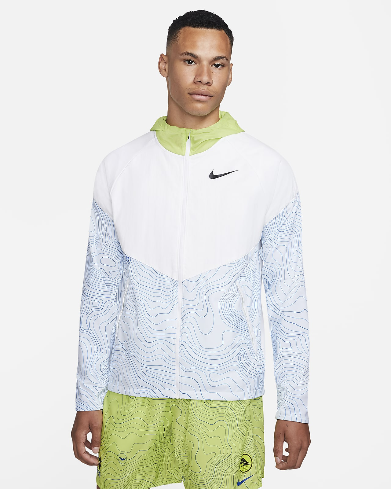 Nike Therma Essential Herren-Laufjacke