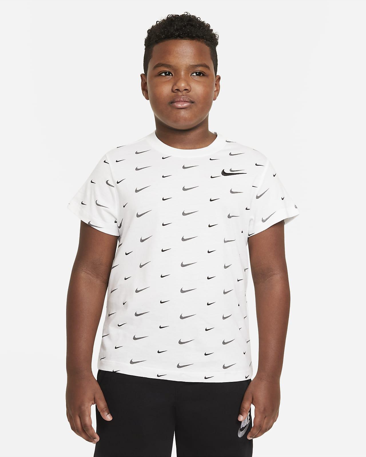 Tee-shirt imprimé Nike Sportswear pour Garçon plus âgé (grande taille)