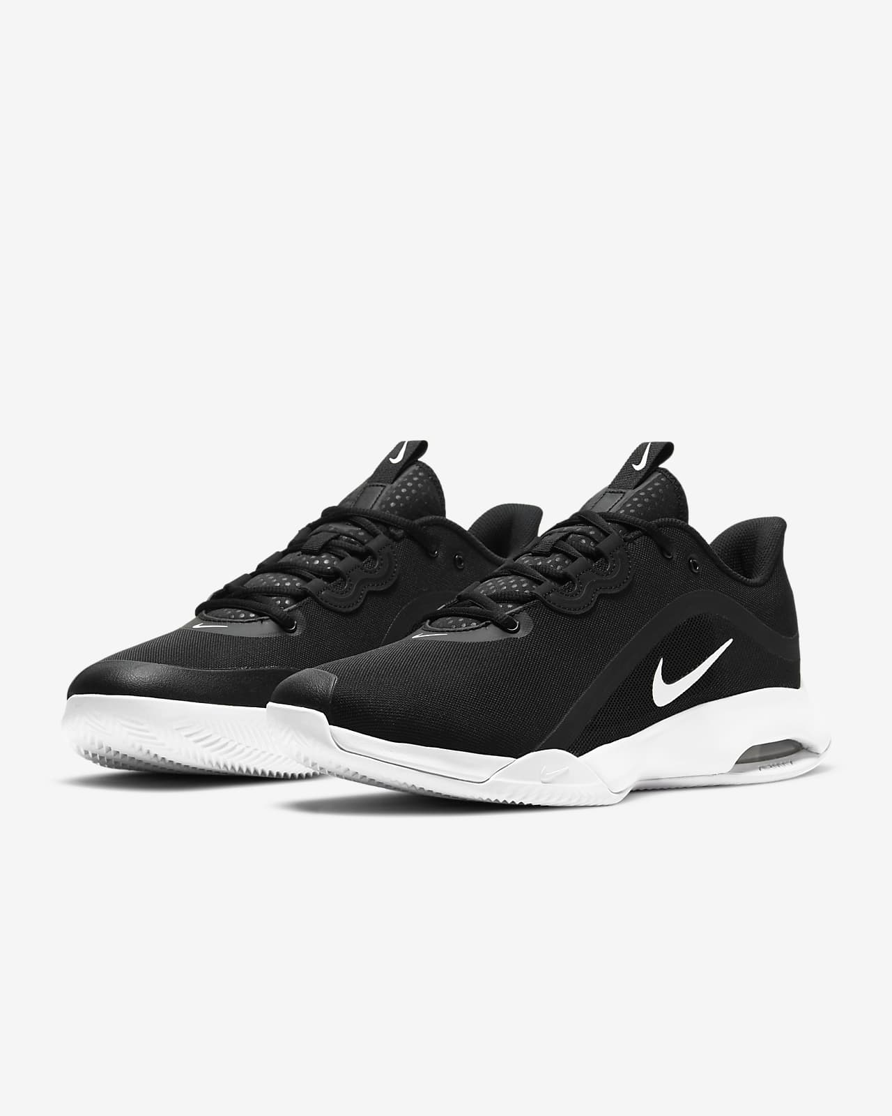 NikeCourt Air Max Volley Men's Clay Tennis Shoe. Nike LU