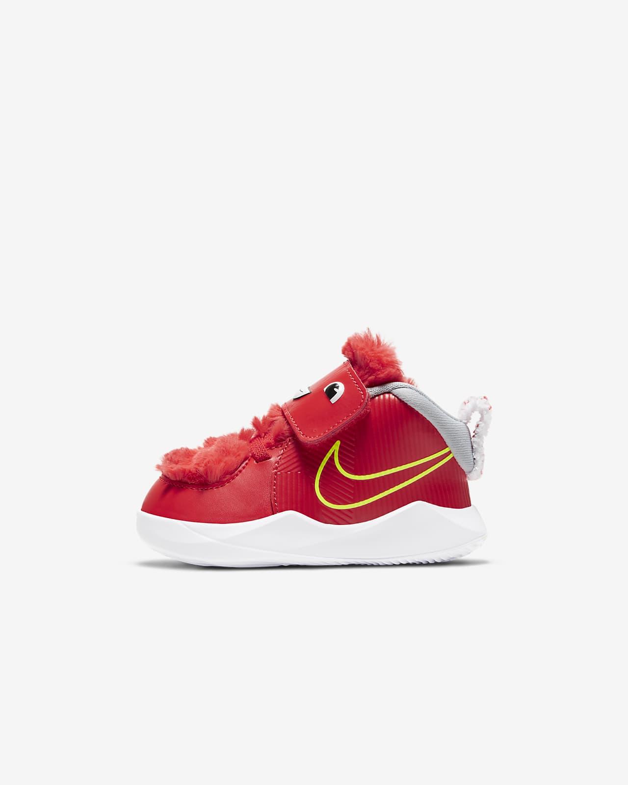Nike Team Hustle D 9 Lil (TD) 婴童运动童鞋