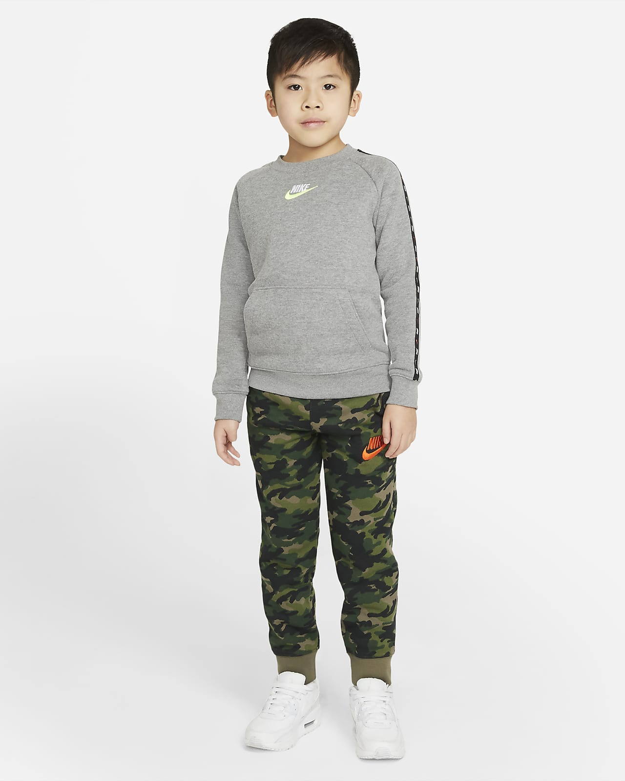 Pantalones Camuflados Para Ninos Talla Pequena Nike Nike Com