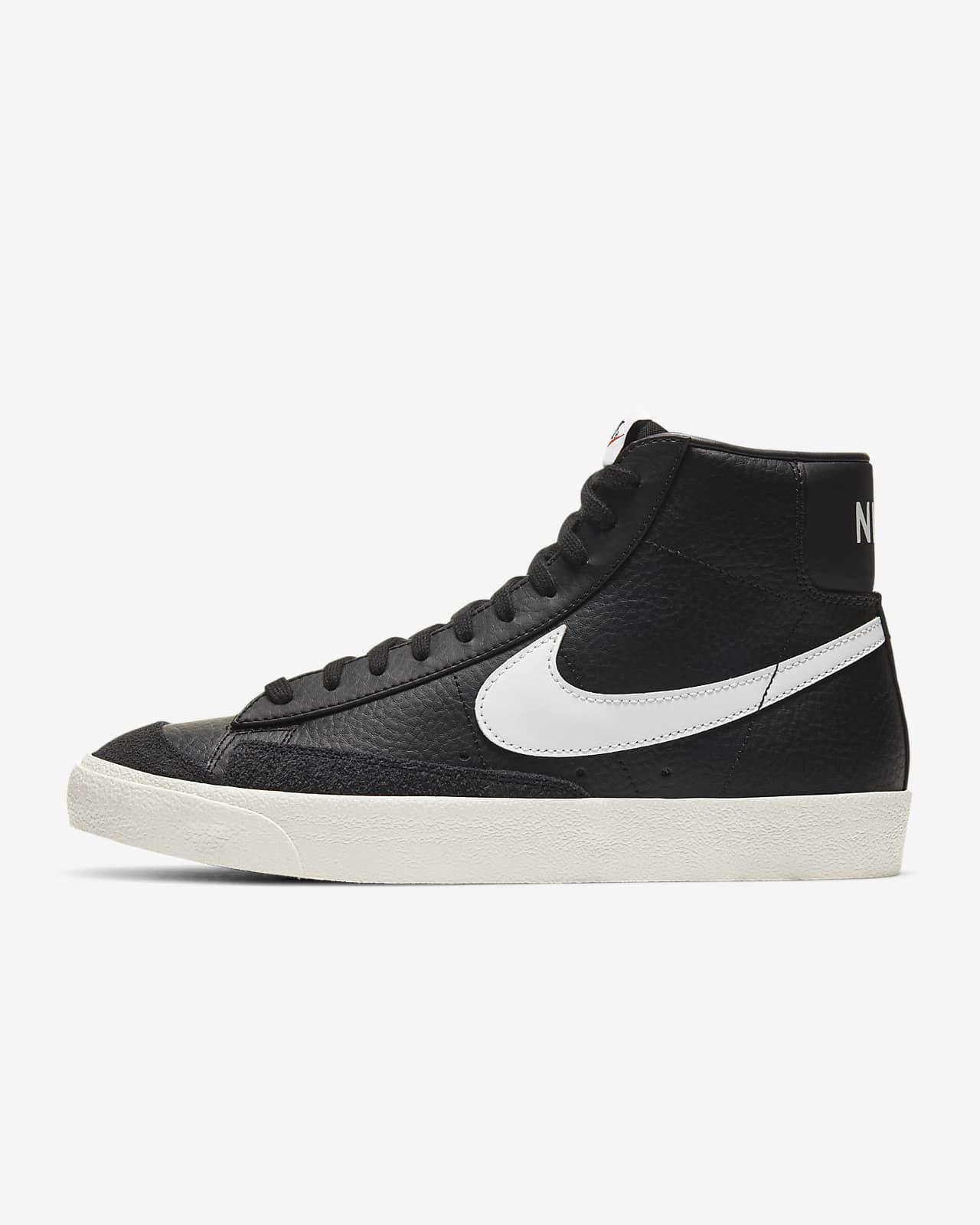 Chaussure Nike Blazer Mid '77 Vintage pour Homme. Nike LU