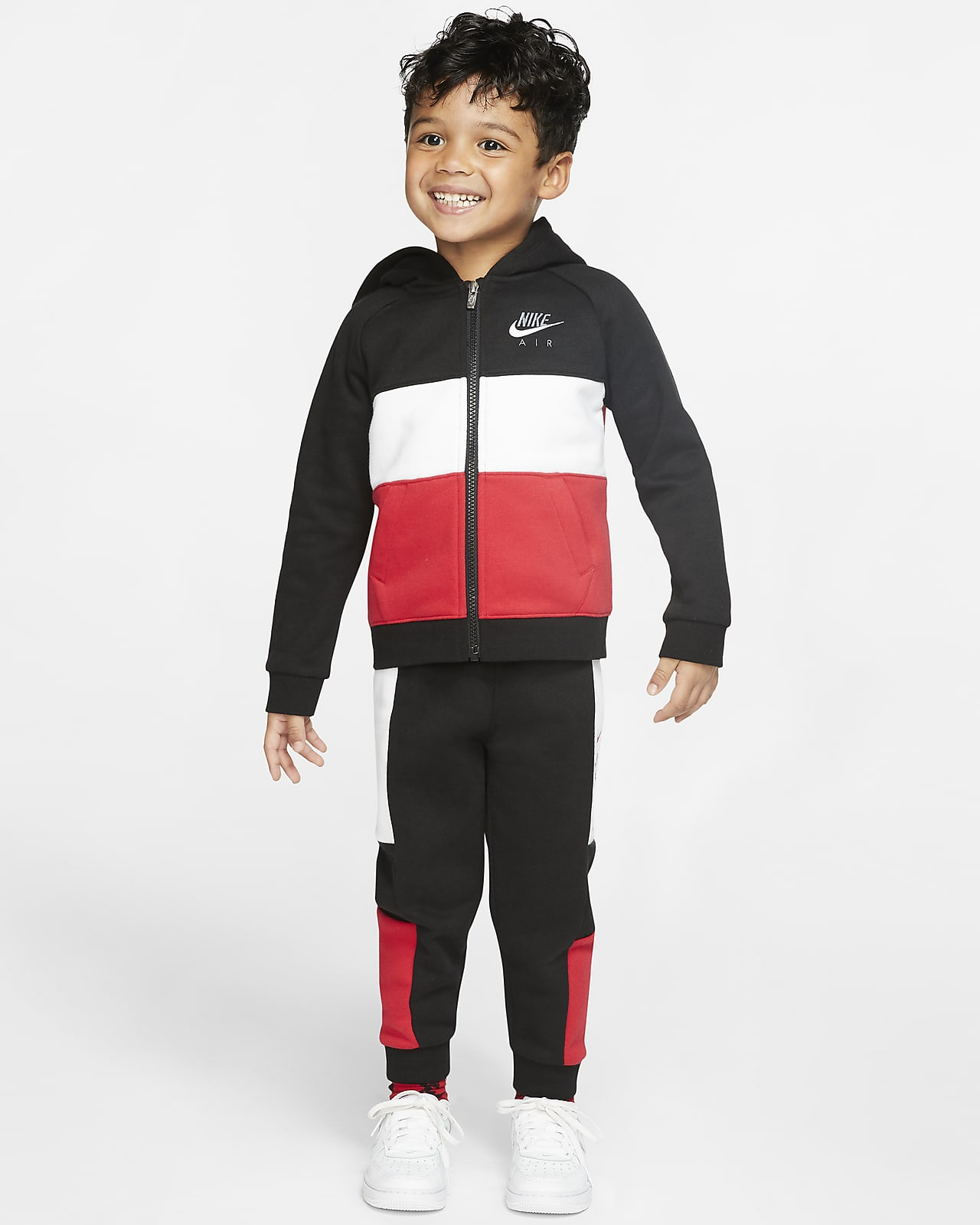 Nike Air Toddler Hoodie and Joggers Set