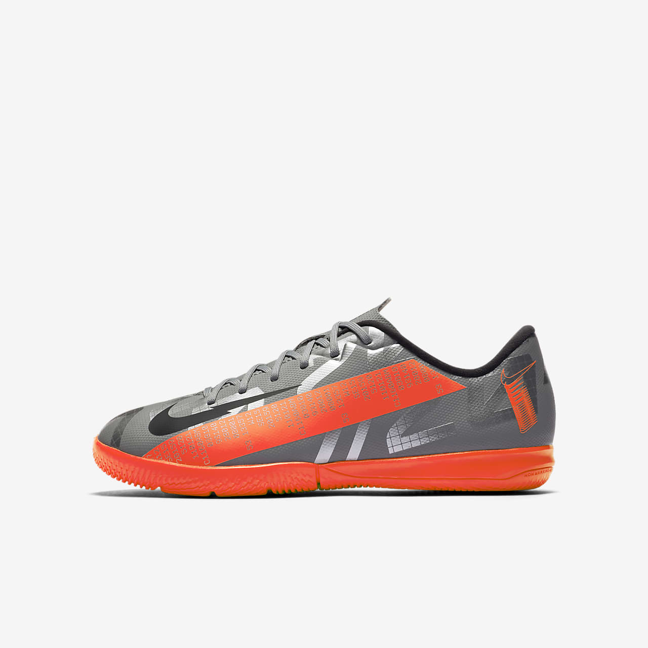 Chaussure de football en salle Nike Jr. Mercurial Vapor 13 Academy IC pour Jeune enfantEnfant plus âgé