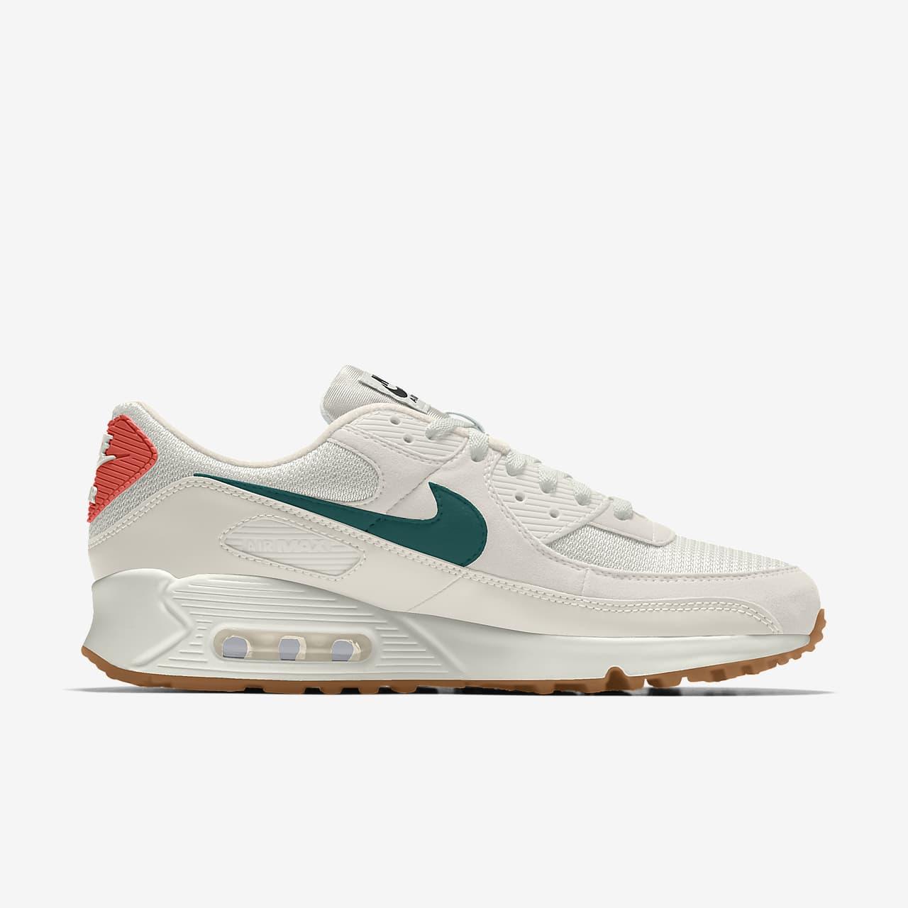 Nike Air Max 90 By You Custom Women's Shoe. Nike SI