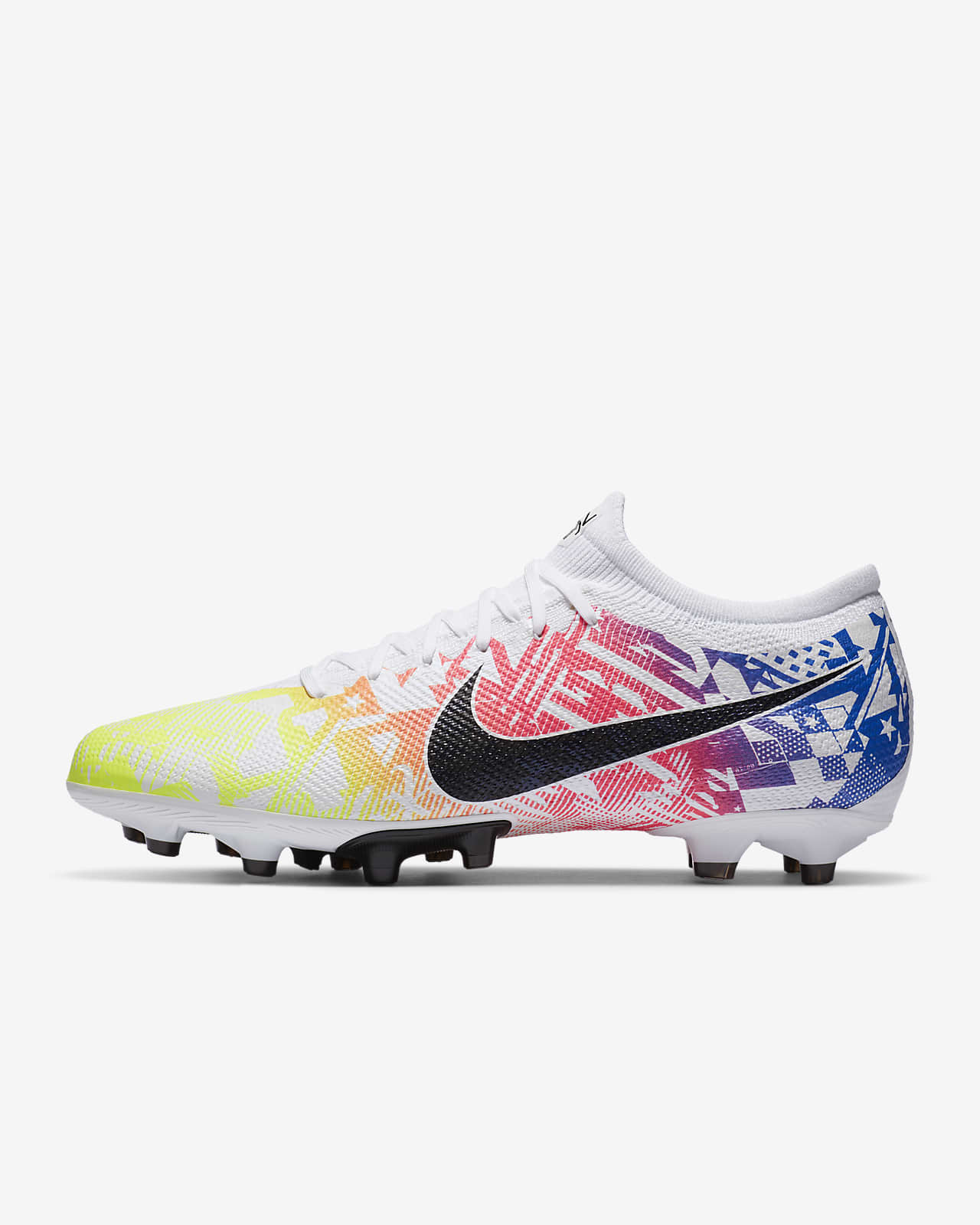 Chaussure de football à crampons pour terrain synthétique Nike Mercurial Vapor 13 Pro Neymar Jr. AG PRO