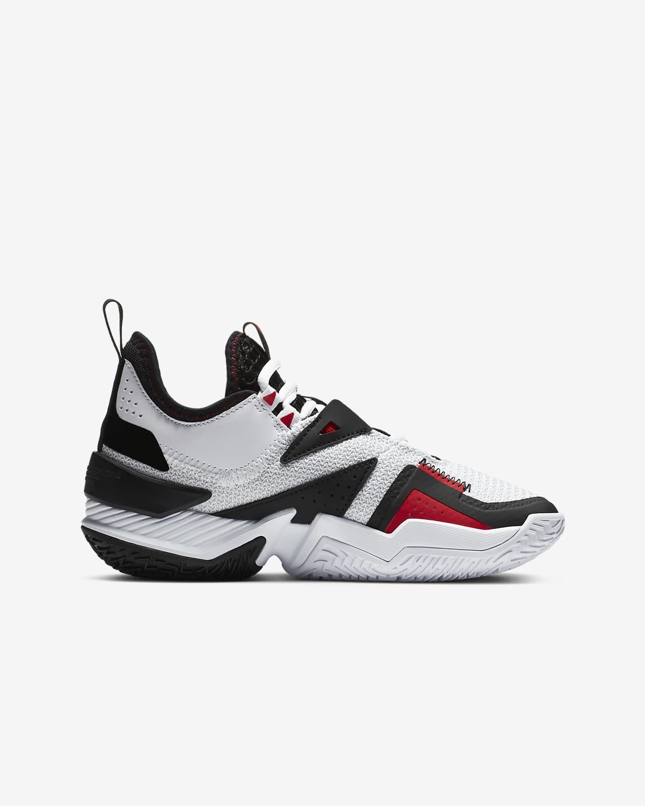 nike basketball shoes jordan series