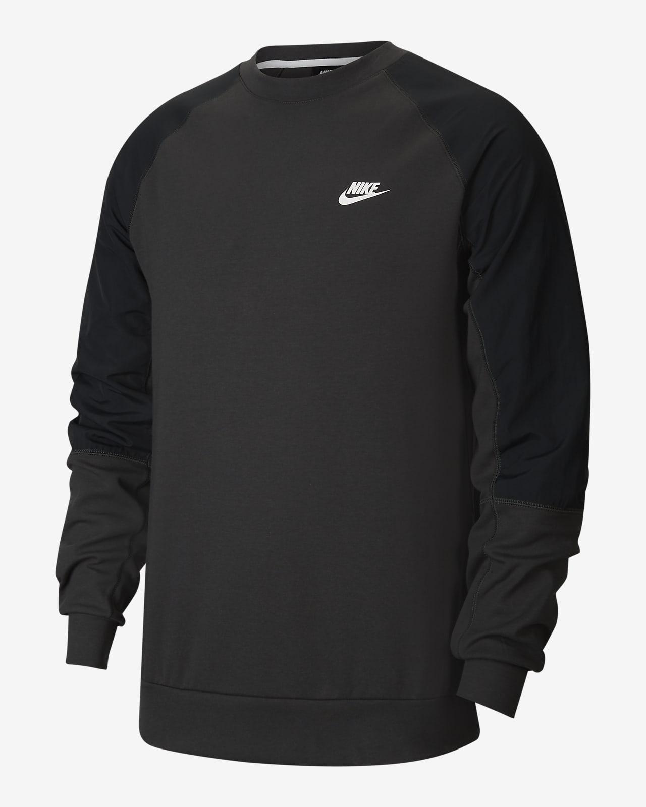 Nike Sportswear Modern Essentials Men's Long-Sleeve Fleece Top