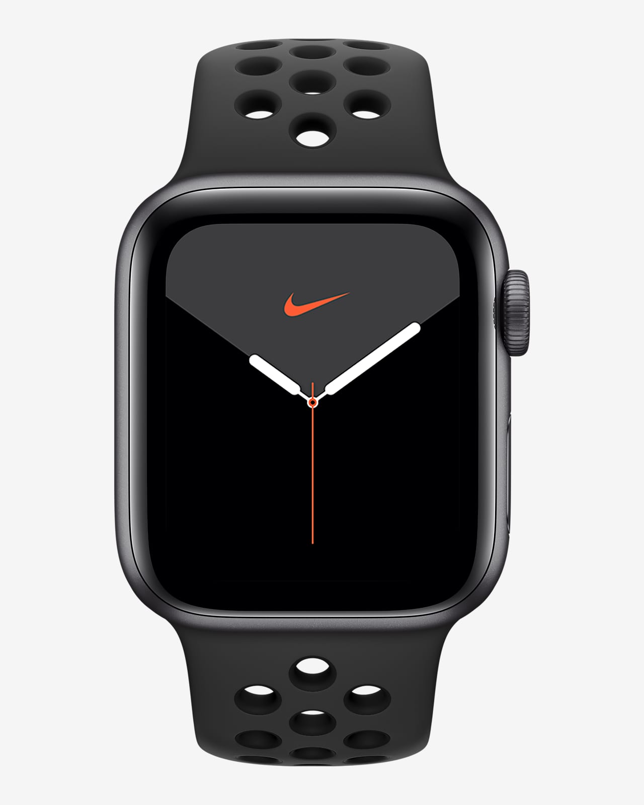 seriamente la carretera fusión  Apple Watch Nike Series 5 (GPS + Cellular) with Nike Sport Band 44mm Space  Grey Aluminium Case. Nike GB