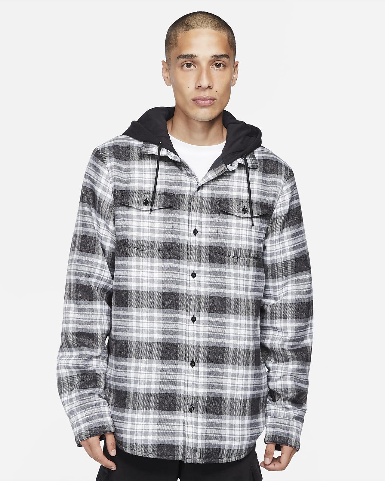 Nike SB Camiseta de skateboard de franela - Hombre