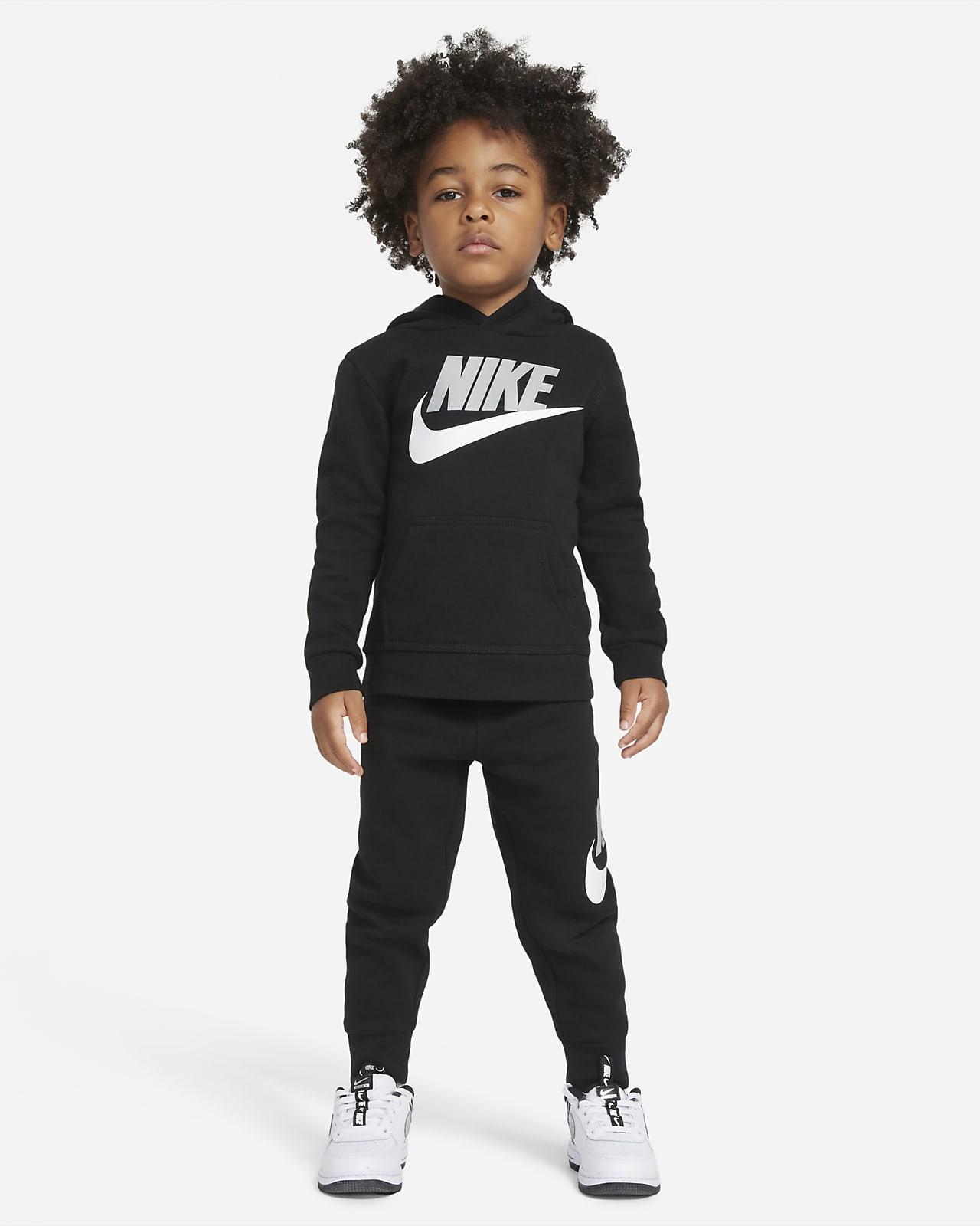 Nike Sportswear Club Fleece Toddler Hoodie and Trousers Set