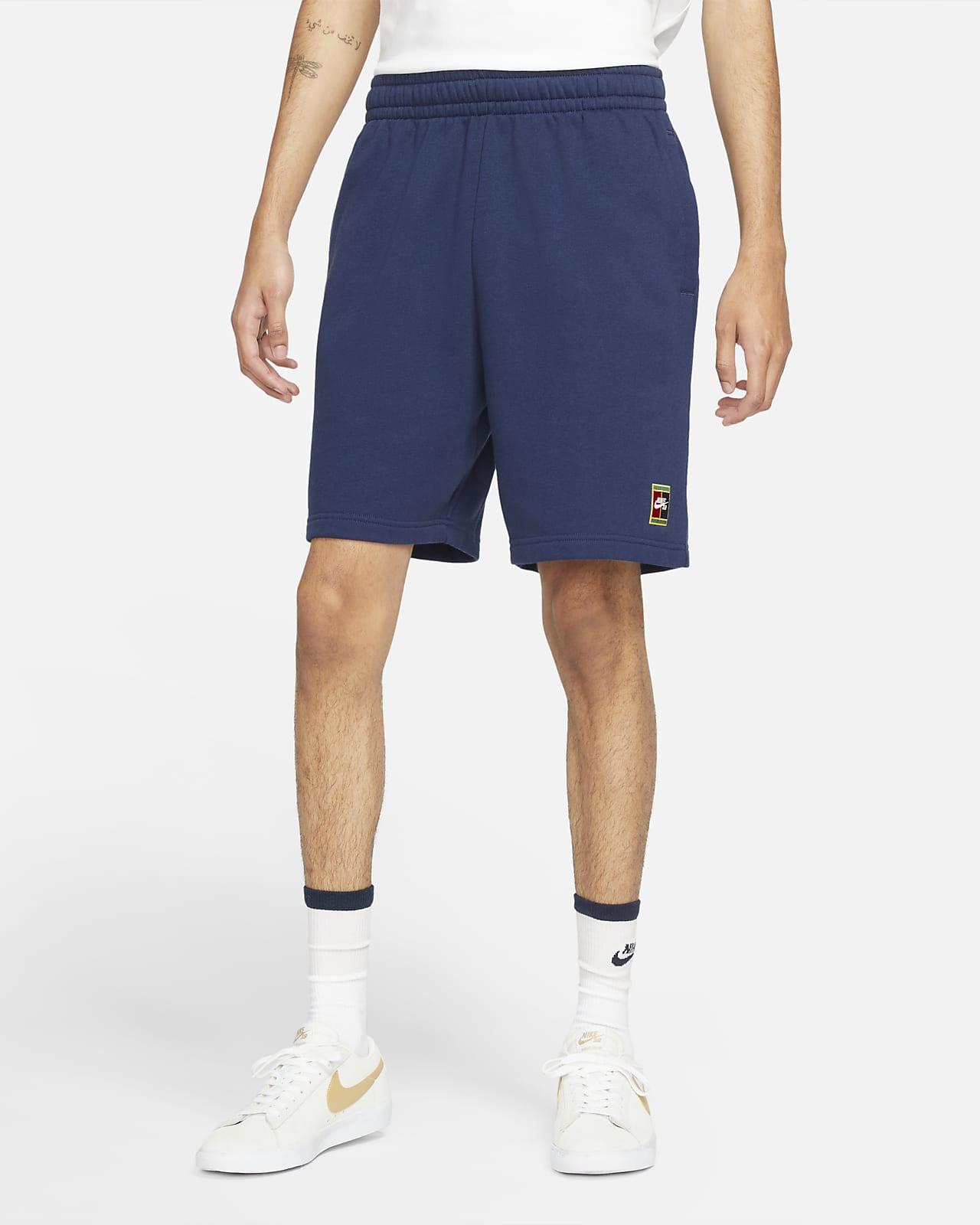 Short de skateboard à motif en tissu Fleece Nike SB