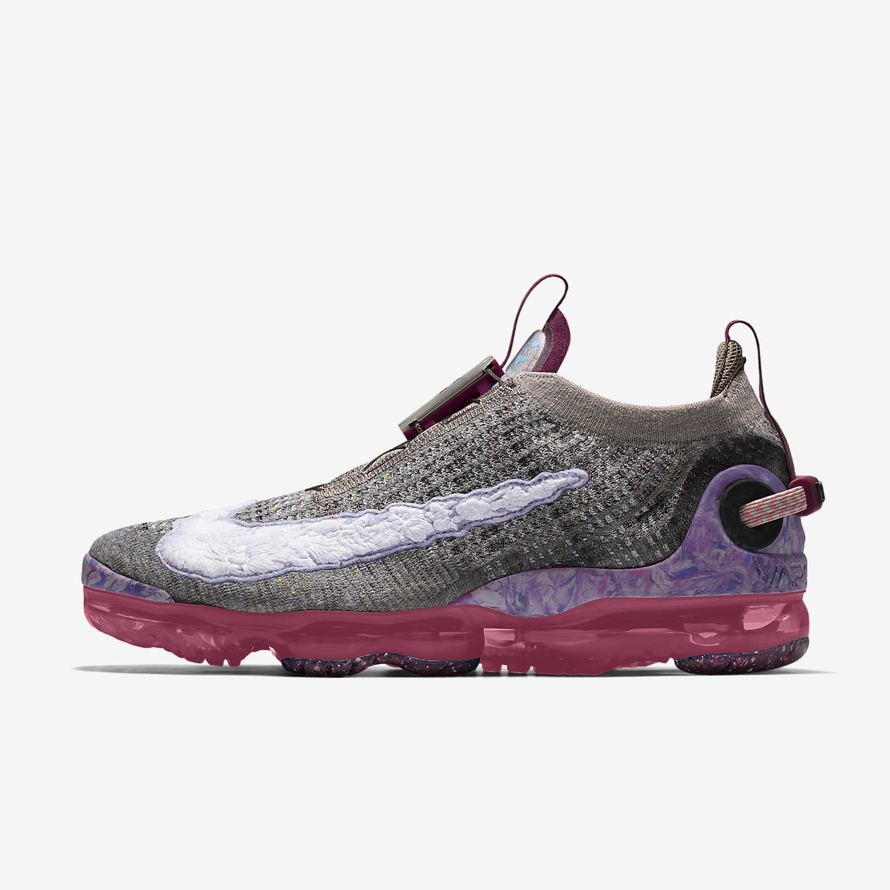 Nike Air VaporMax 2020 FK By You Custom Lifestyle Shoe