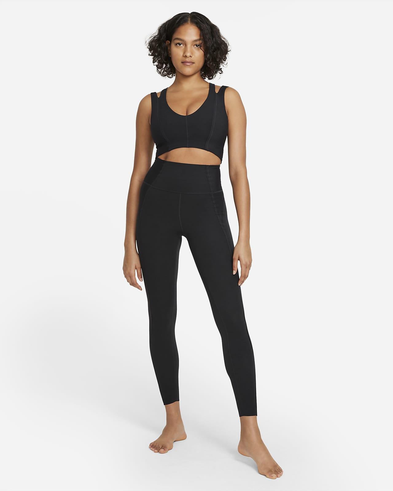 Enterizo de tela Infinalon para mujer Nike Yoga Luxe Dri-FIT
