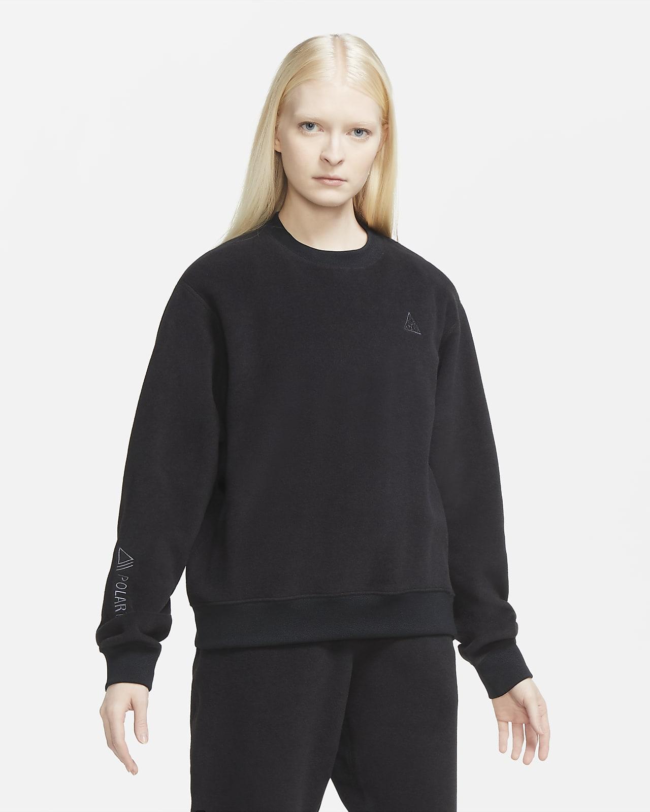 "Nike ACG Polartec® ""Wolf Tree"" Women's Crew Sweatshirt"