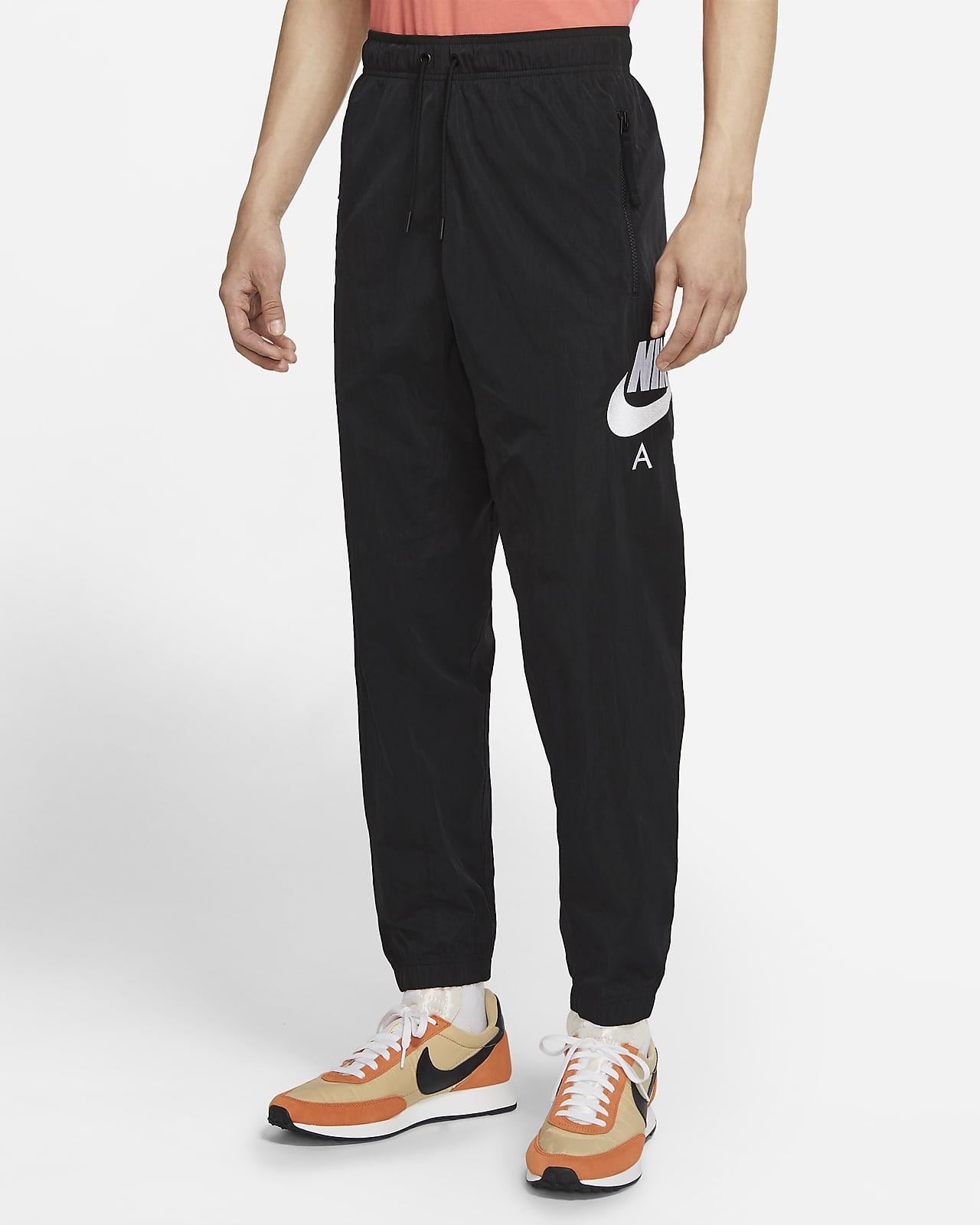 Nike Air 男款梭織運動褲