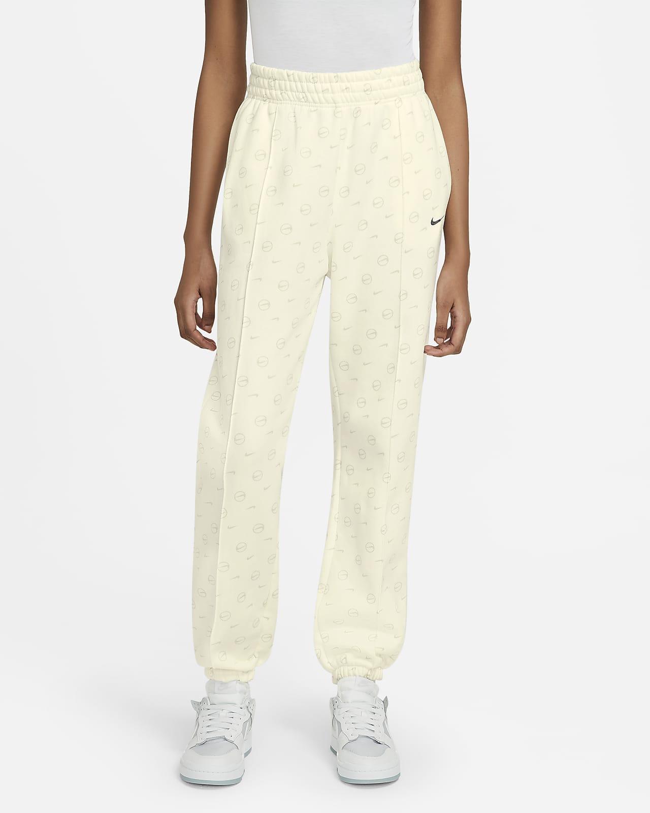 Calças estampadas Nike Sportswear para mulher