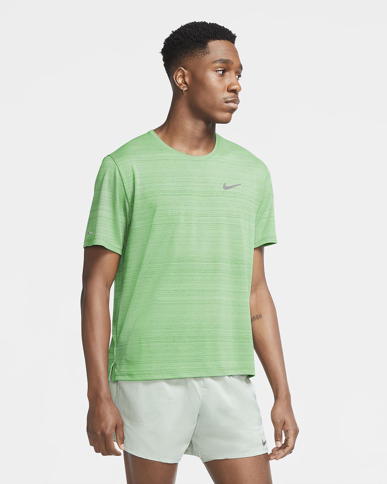 Generoso pelota ducha  Camiseta de running para hombre Nike Dri-FIT Miler. Nike.com