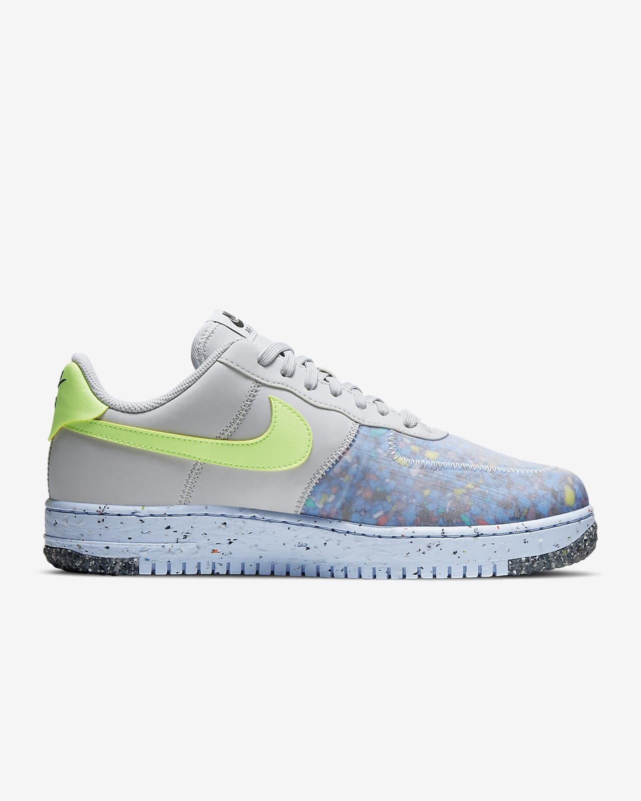 air force 1 femme crater