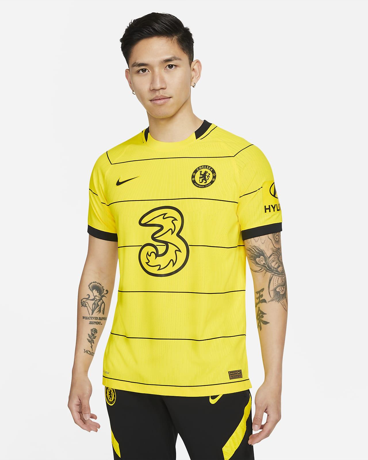 Jersey de fútbol Nike Dri-FIT ADV del Chelsea FC visitante 2021/22 Match para hombre