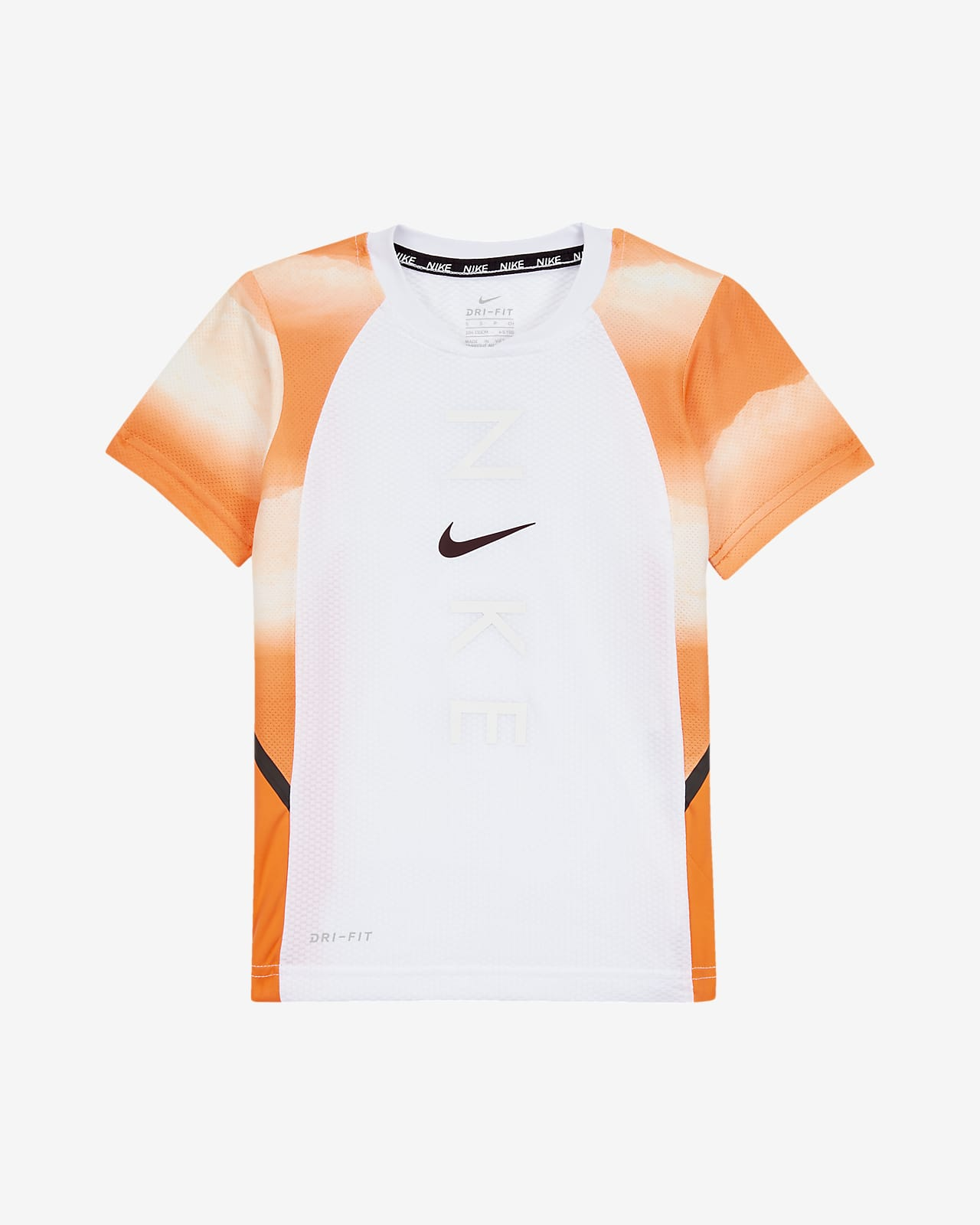 Nike Dri-FIT Instacool Little Kids' Top