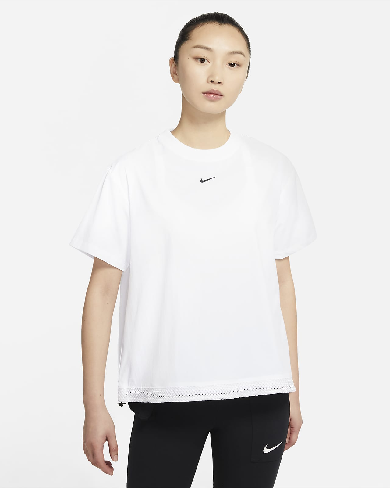 Nike Sportswear Tech Pack 女子短袖上衣