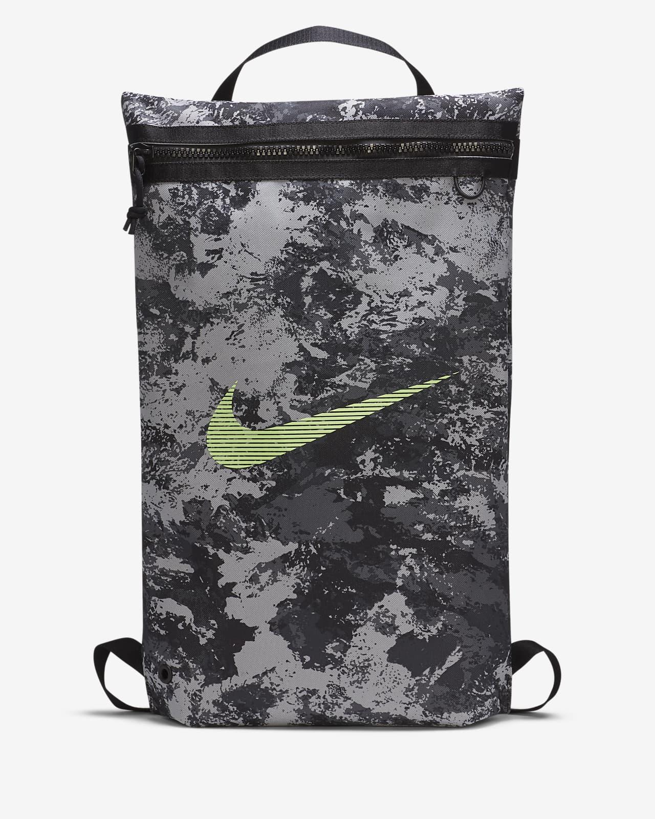 Tréninkový sportovní vak Nike Utility spotiskem