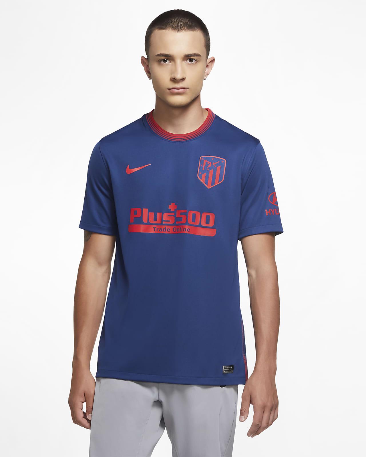 Atletico De Madrid 2020 21 Stadium Away Men S Football Shirt Nike Lu
