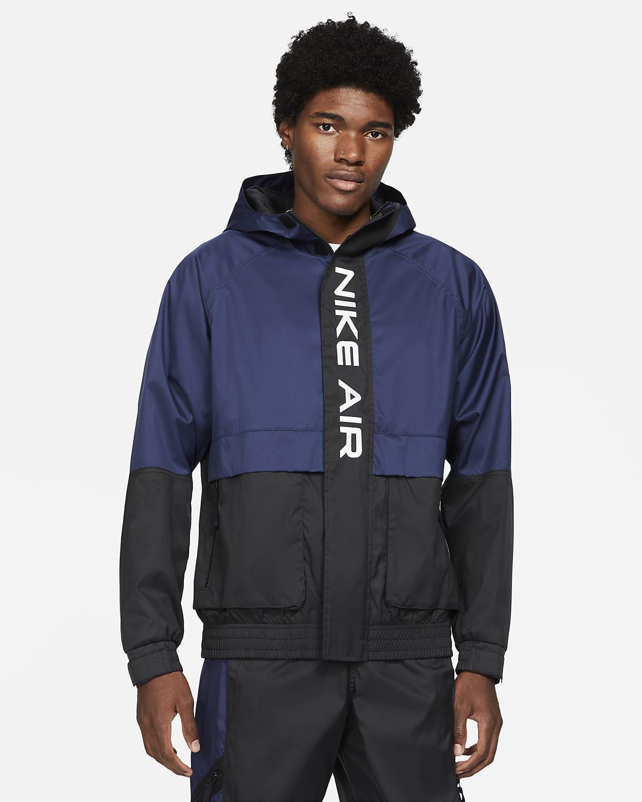 Nike Air bélelt kapucnis férfikabát