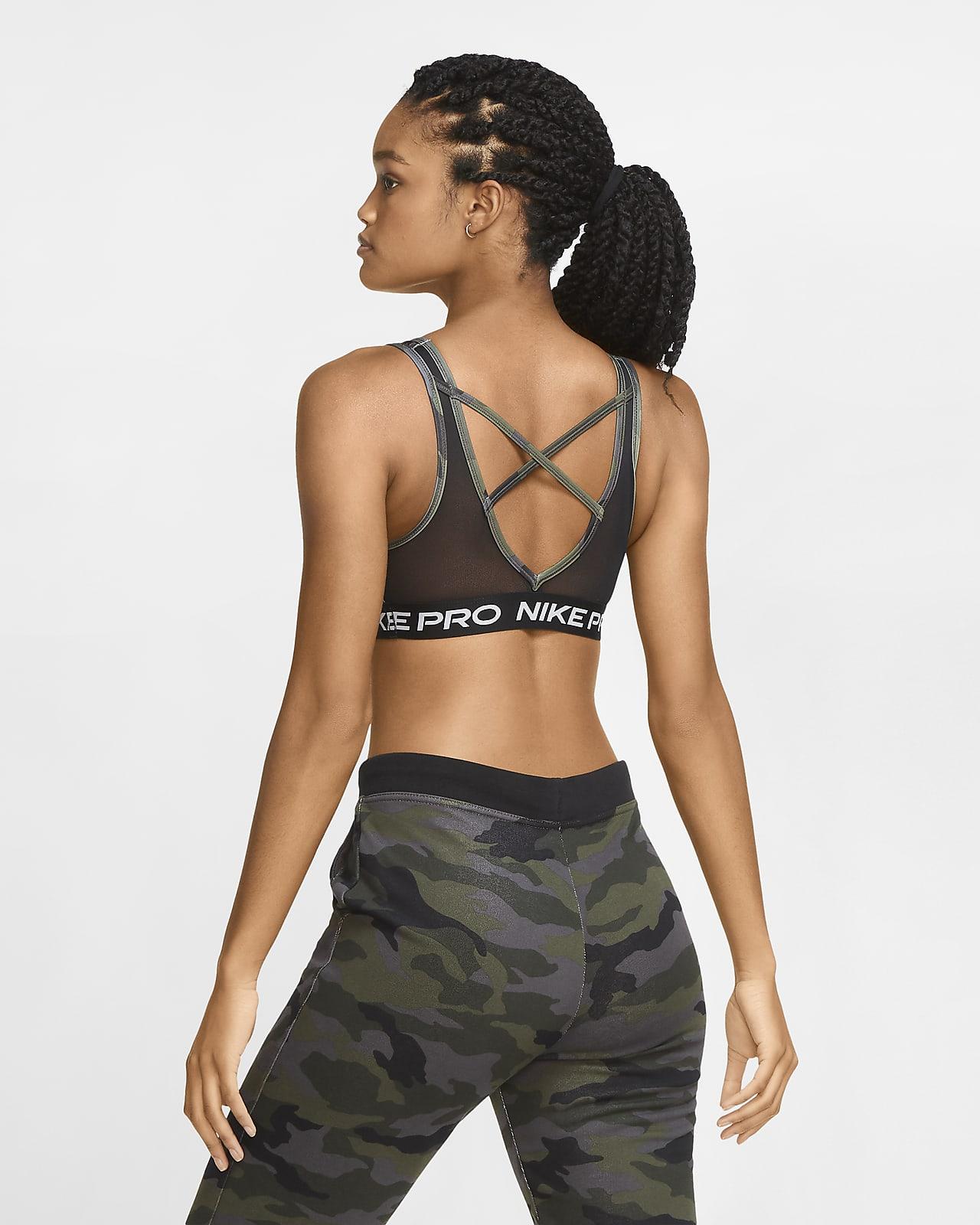 Piece Pad Camo Sports Bra. Nike SA
