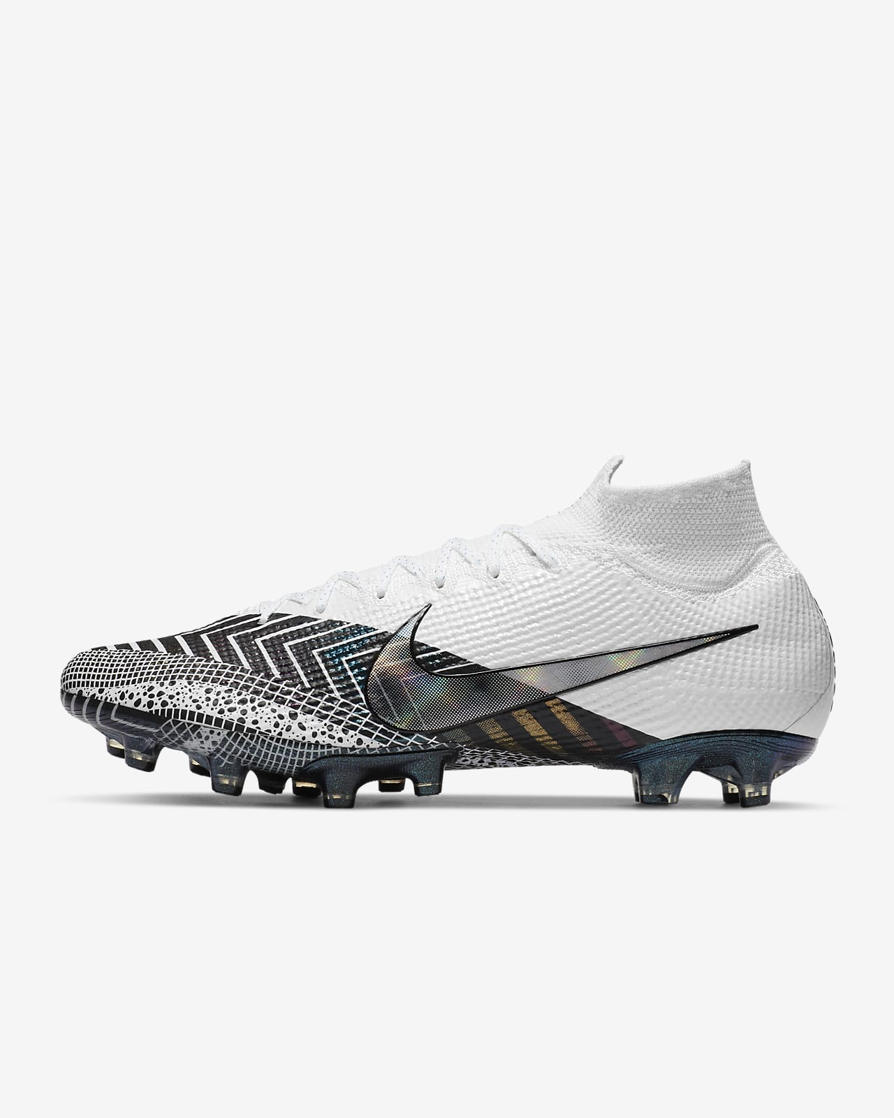 permanecer Por nombre Goma de dinero  Nike Mercurial Superfly 7 Elite MDS AG-PRO Botas de fútbol para césped  artificial. Nike ES