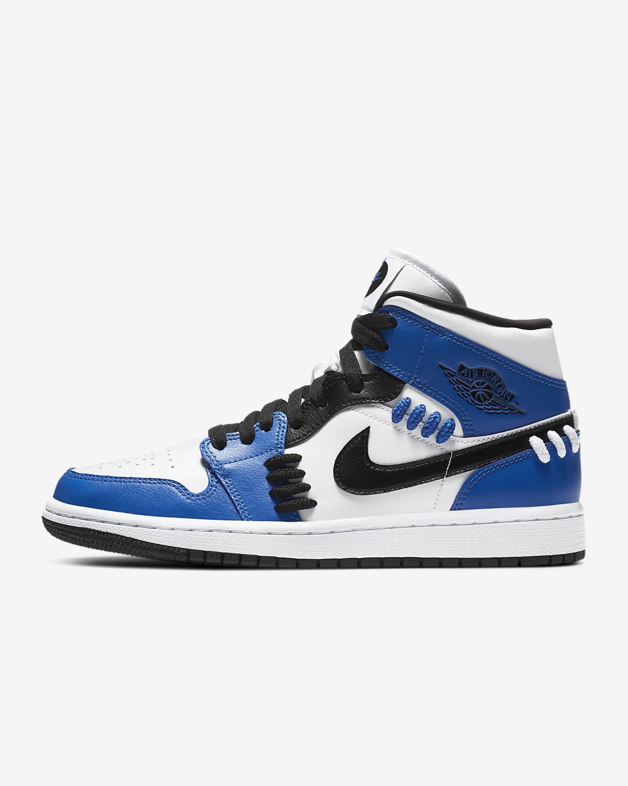 Sapatilhas Air Jordan 1 Mid Se Para Mulher Nike Pt