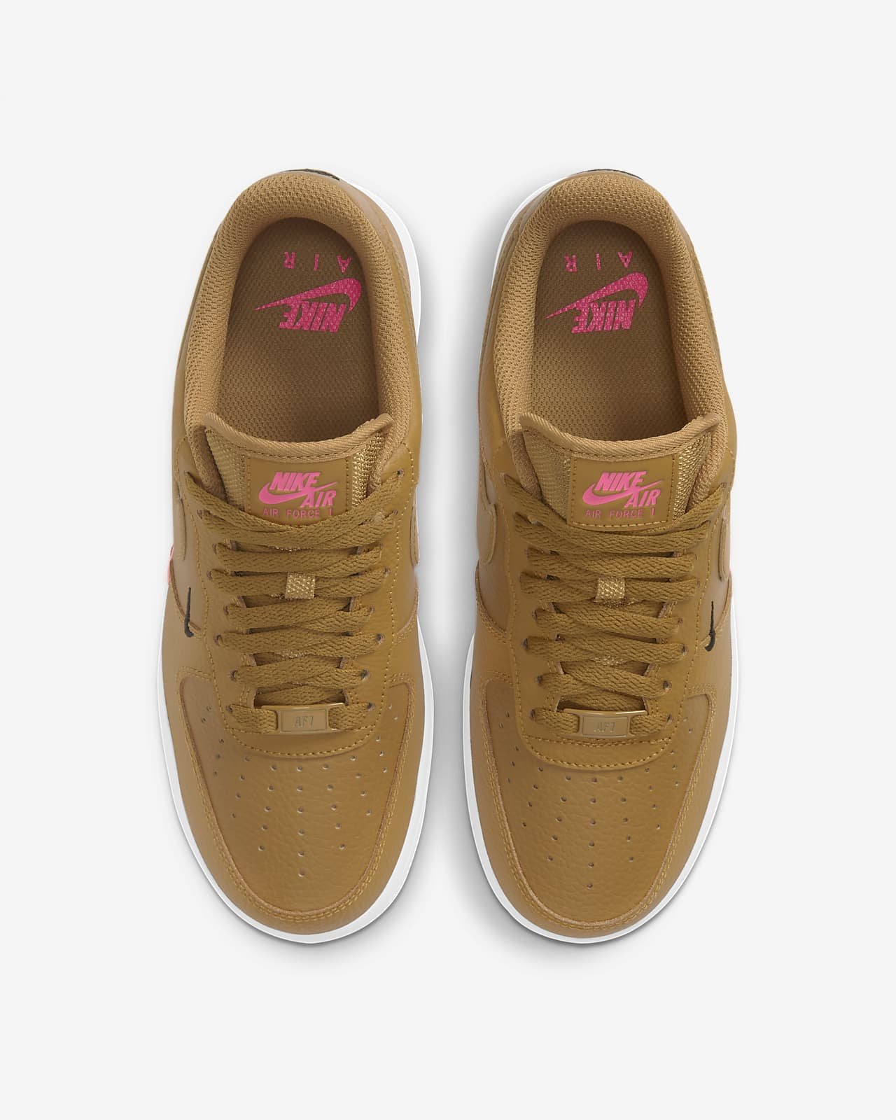 air force 1 donna scamosciate