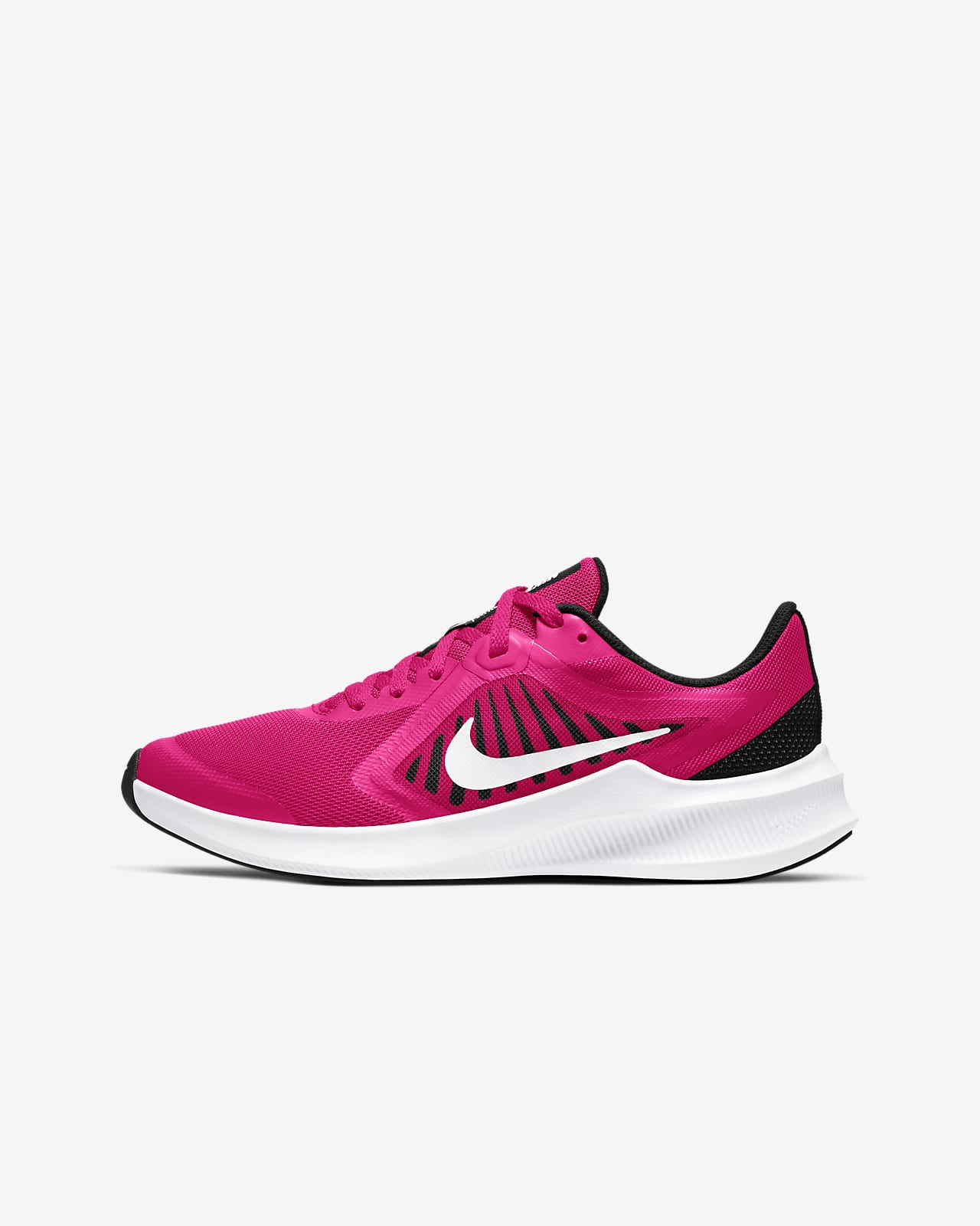 Кроссовки для бега по шоссе для школьников Nike Downshifter 10