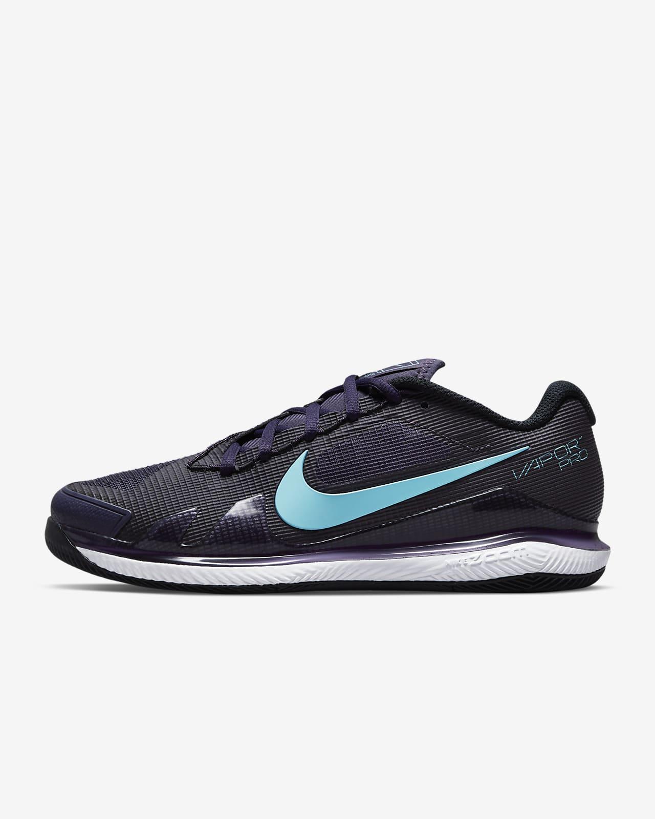 Calzado de tenis para cancha dura para mujer NikeCourt Air Zoom Vapor Pro