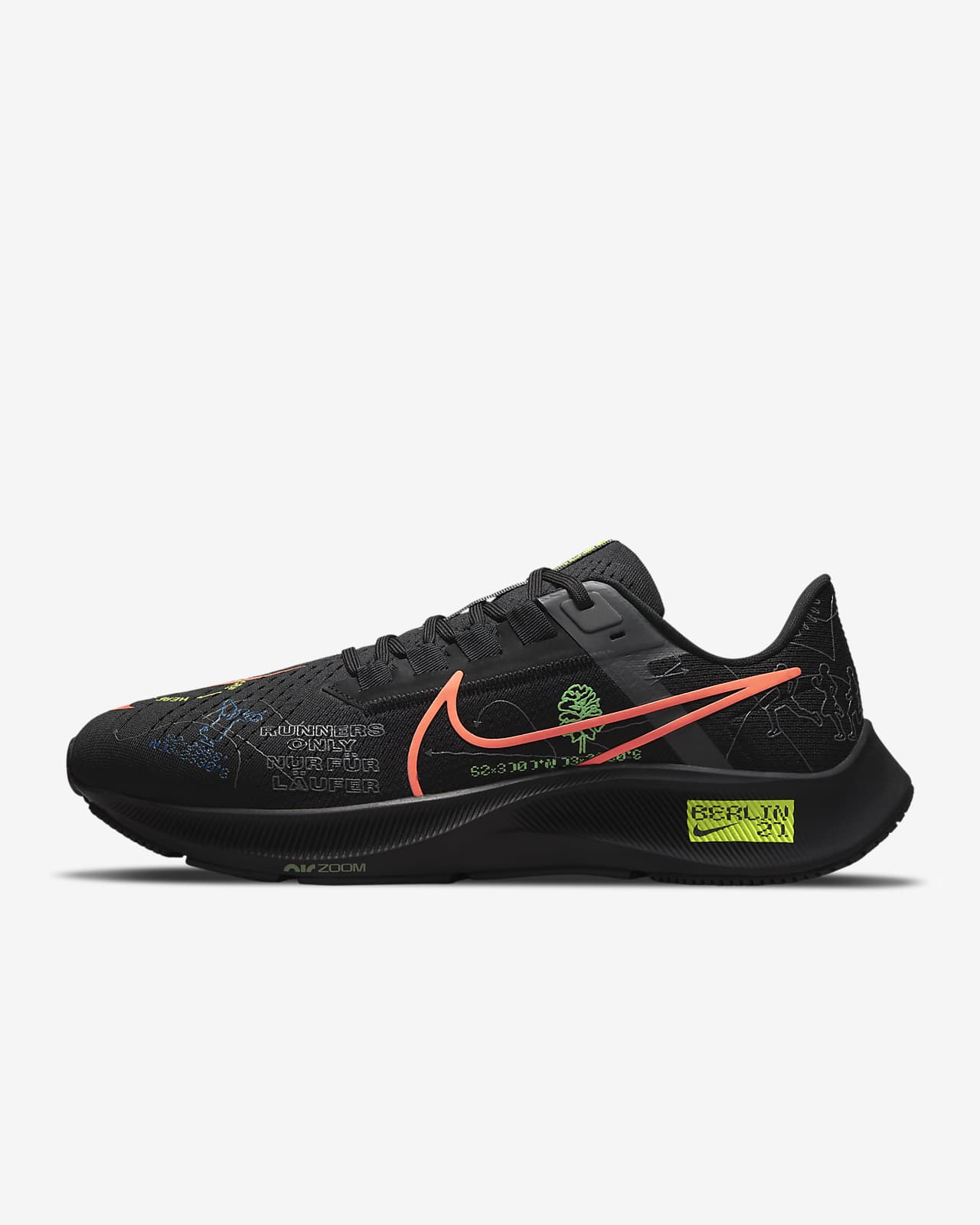 Scarpa da running su strada Nike Air Zoom Pegasus 38 - Uomo
