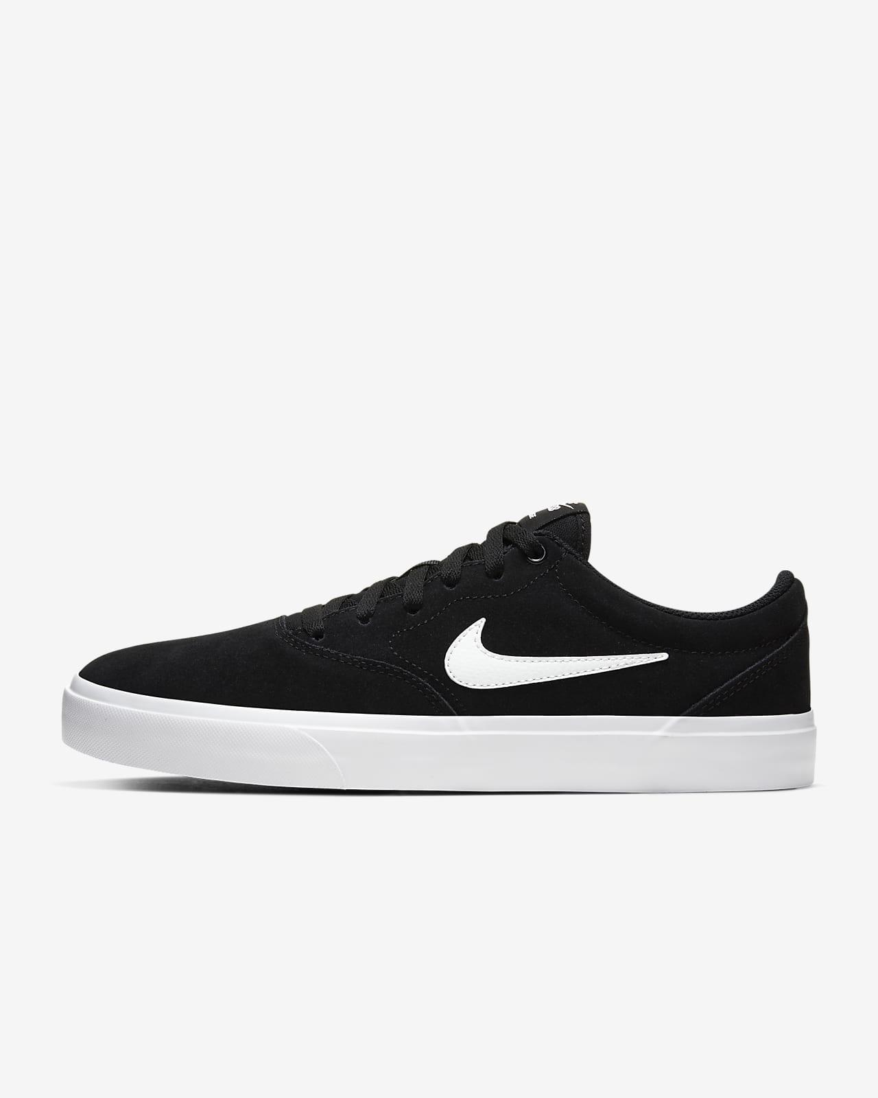 Nike SB Charge Suede Skate Shoe. Nike SA