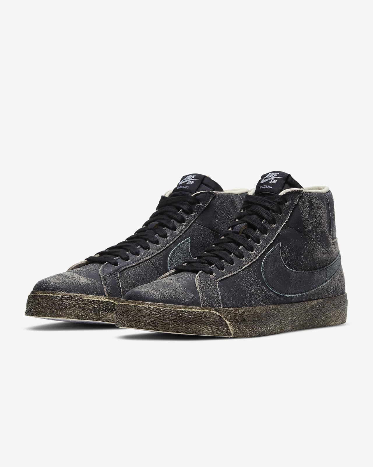 Nike SB Zoom Blazer Mid Premium Skate Shoe. Nike PH