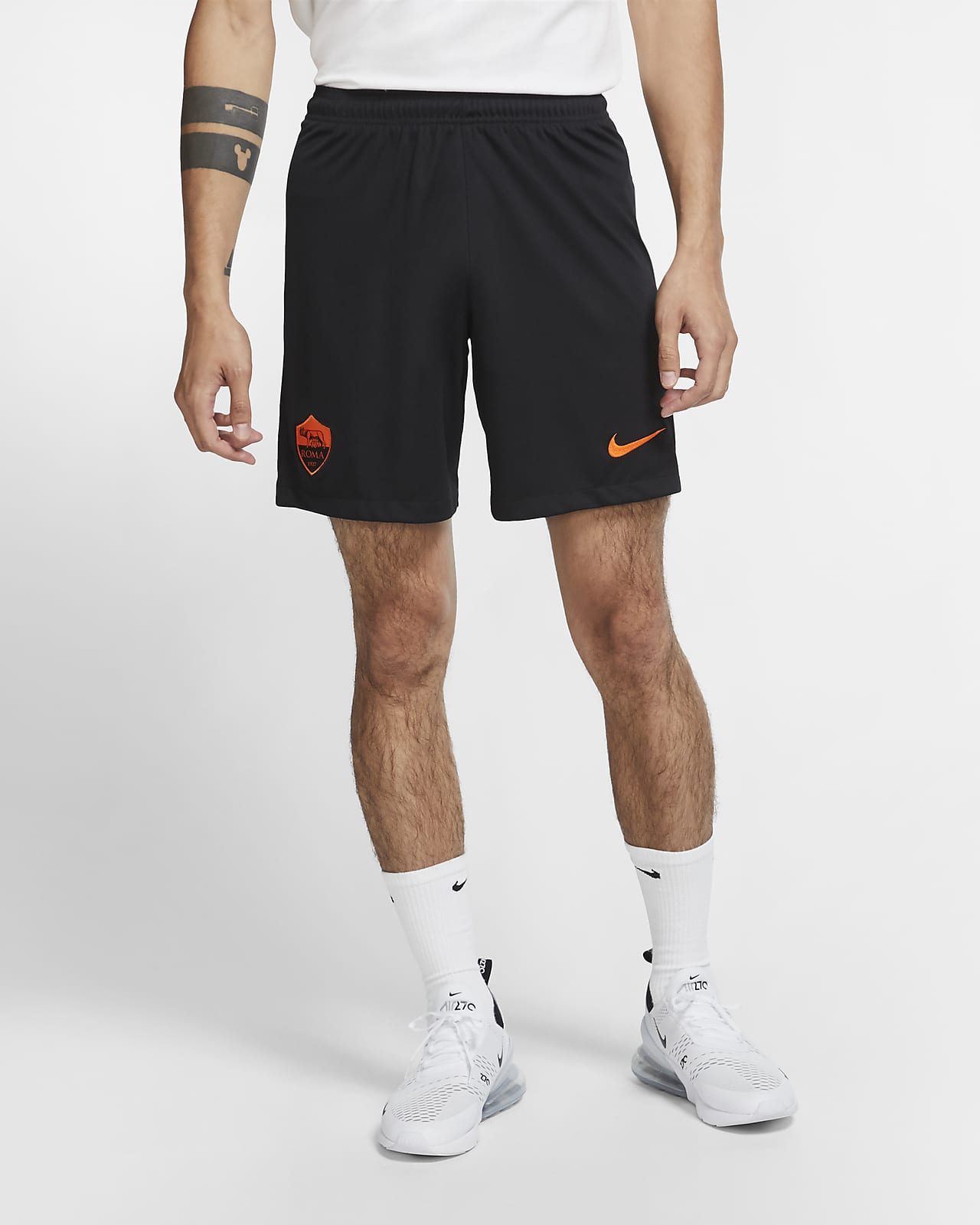AS Roma 2020/21 Stadium Third Men's Football Shorts
