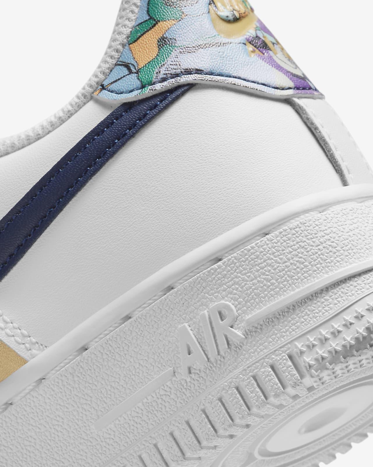 Nike Air Force 1 Low LV8 Big Kids' Shoes