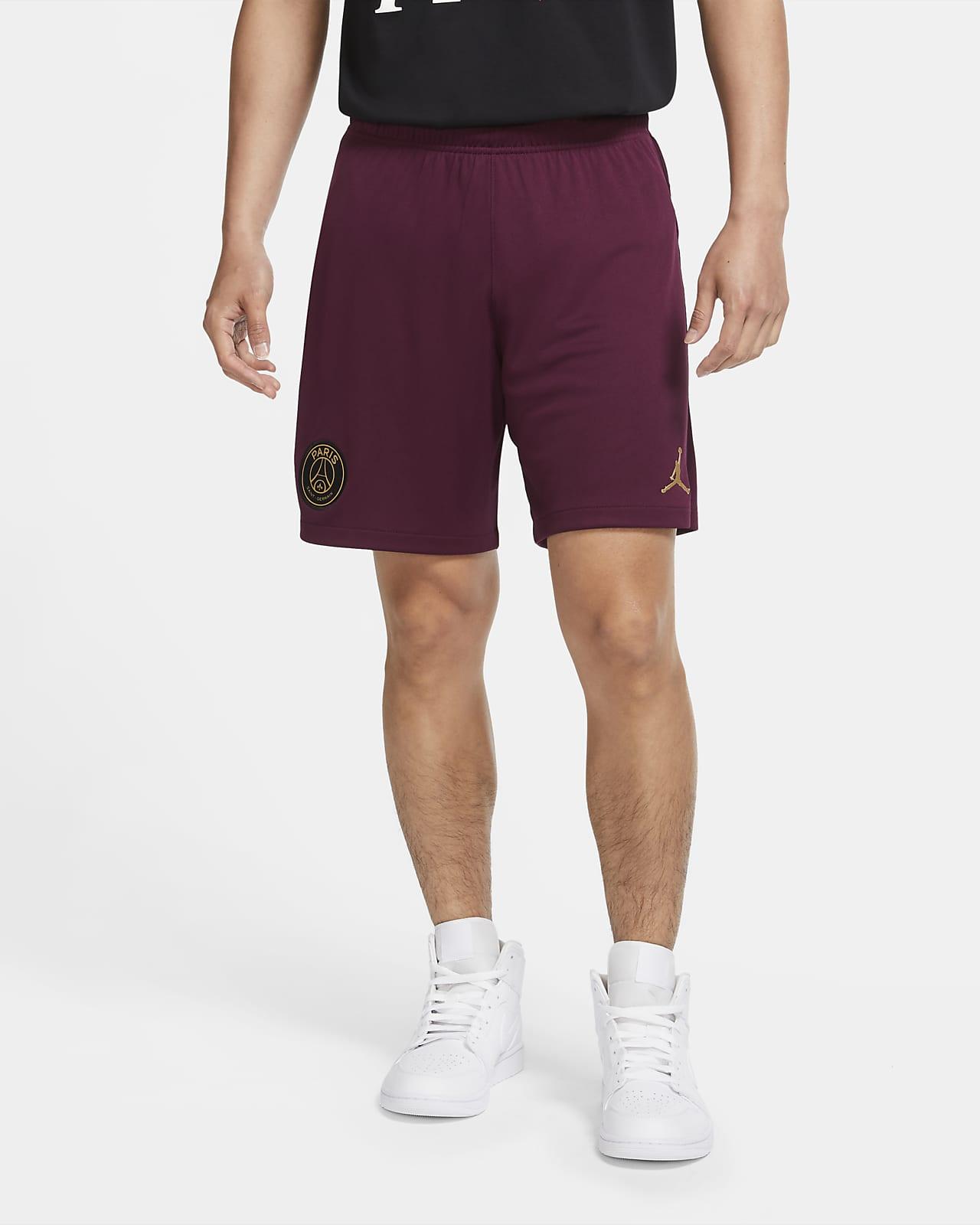 Paris Saint-Germain 2020/21 Stadium Third Men's Football Shorts
