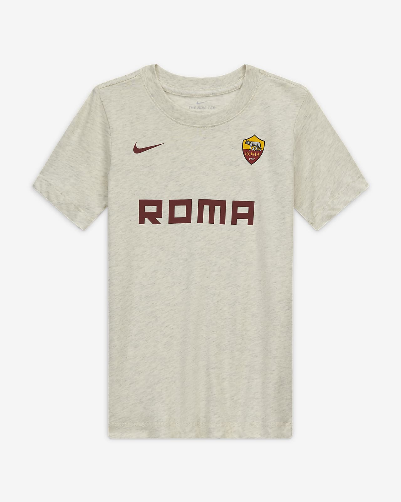 AS Roma Older Kids' Football T-Shirt