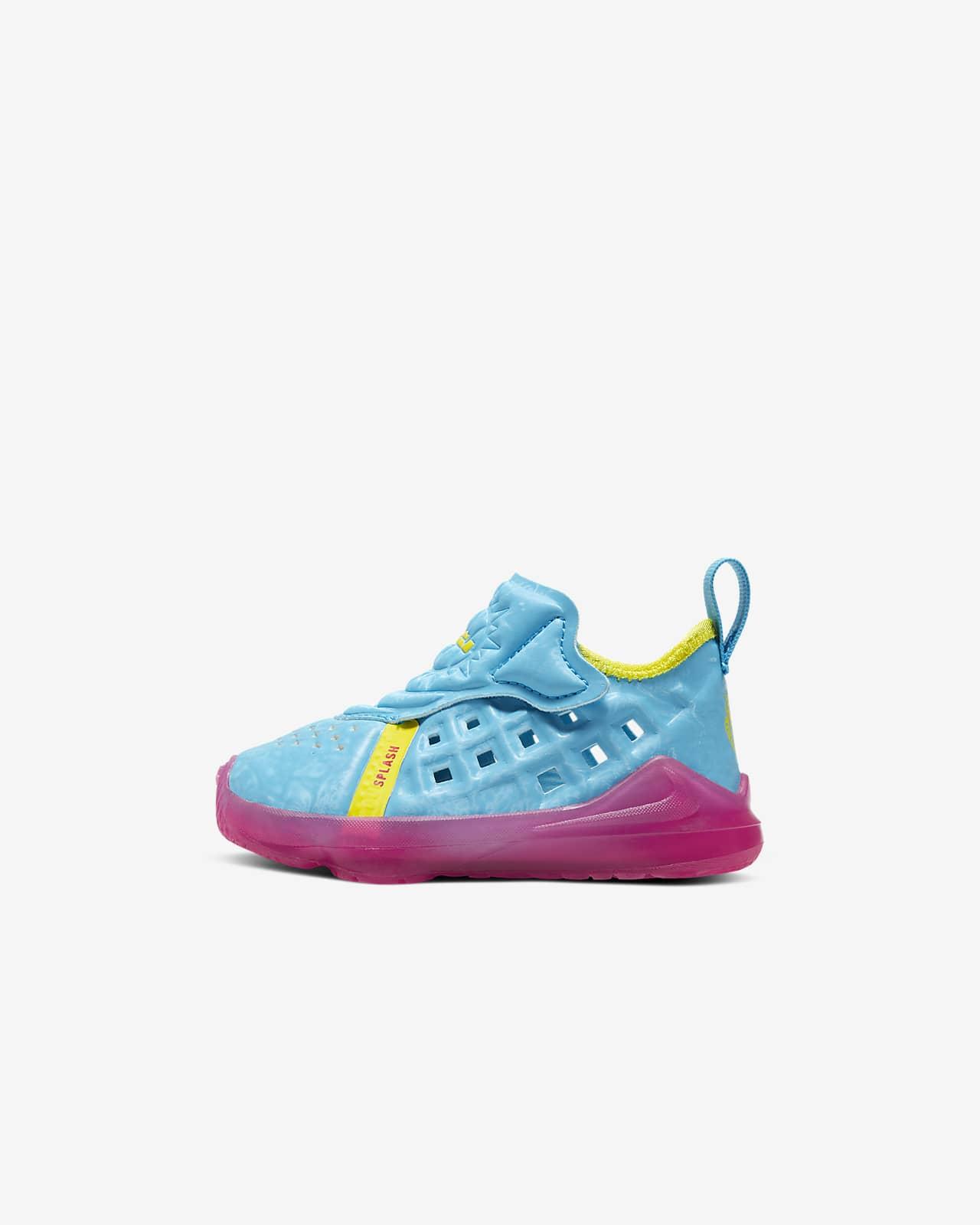 Lebron 17 Dunked Baby/Toddler Shoe