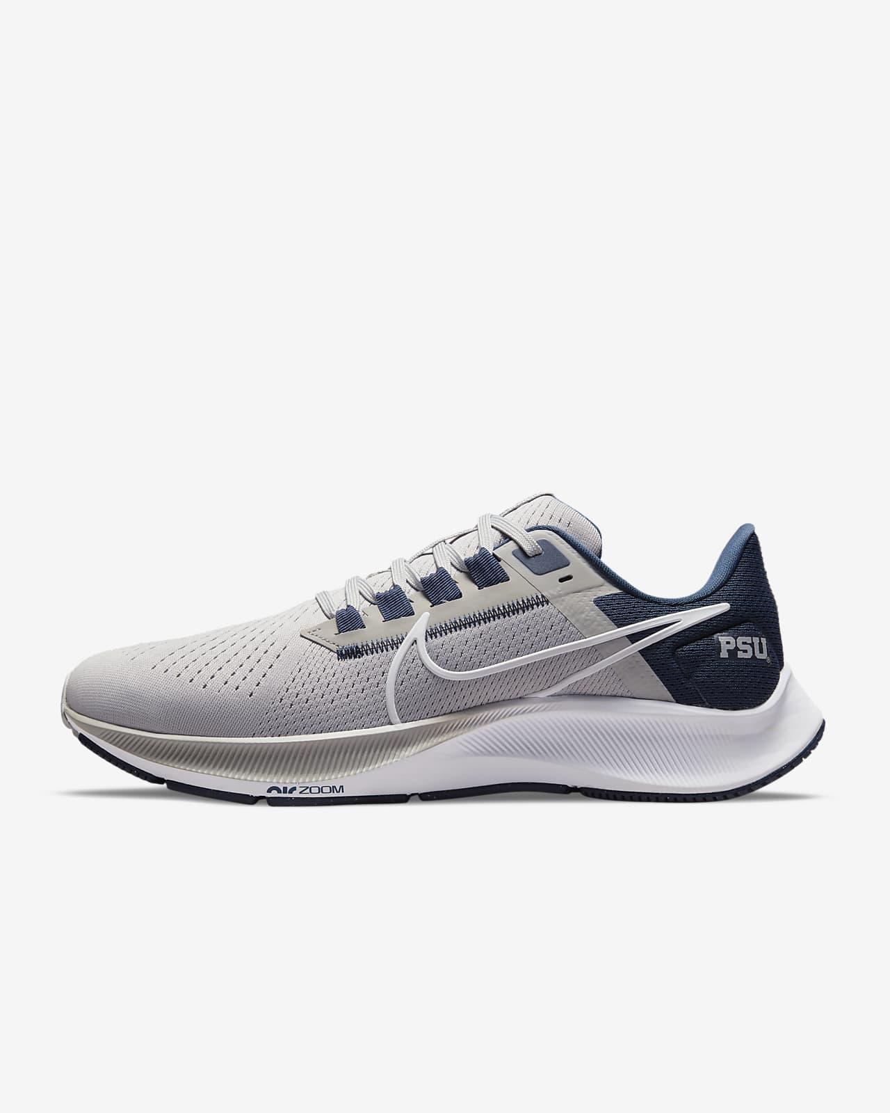 Nike College Air Zoom Pegasus 38 (Penn State) Running Shoe
