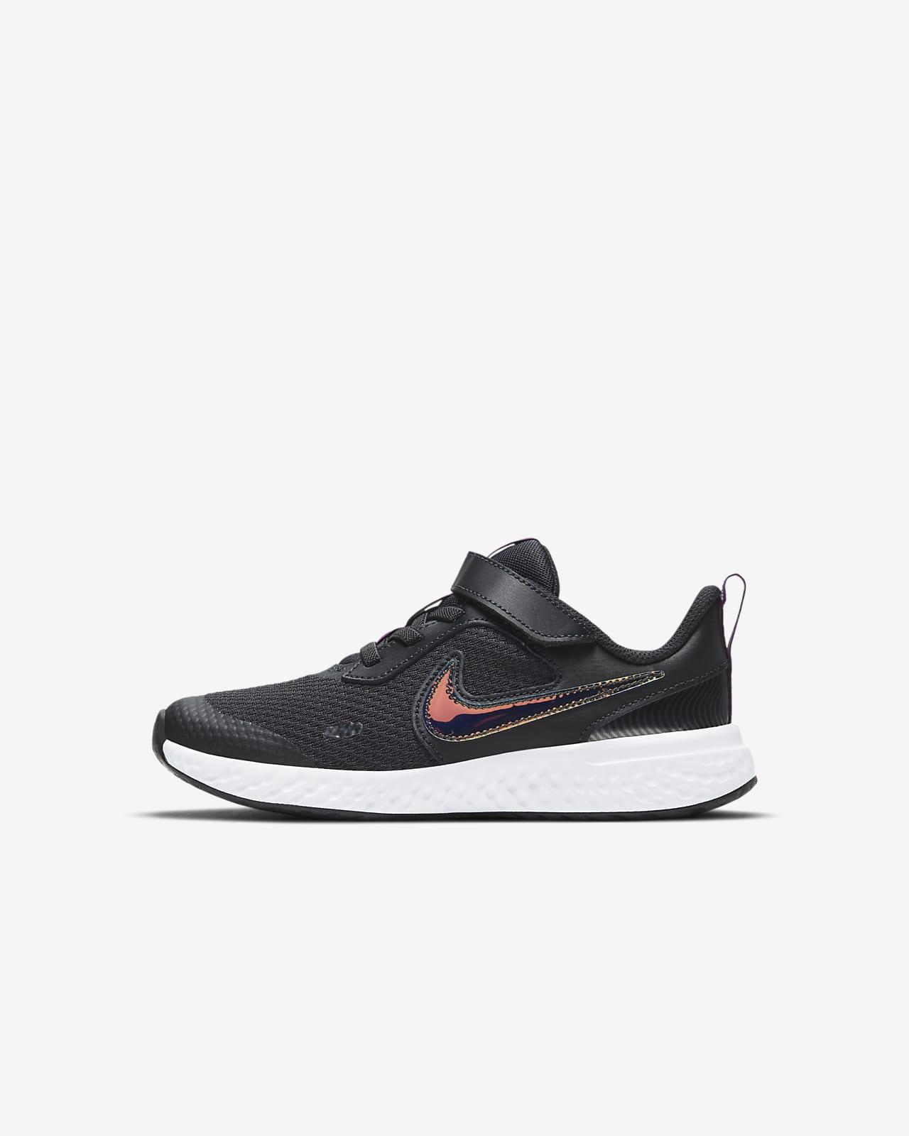 รองเท้าเด็กเล็ก Nike Revolution 5 SE Power